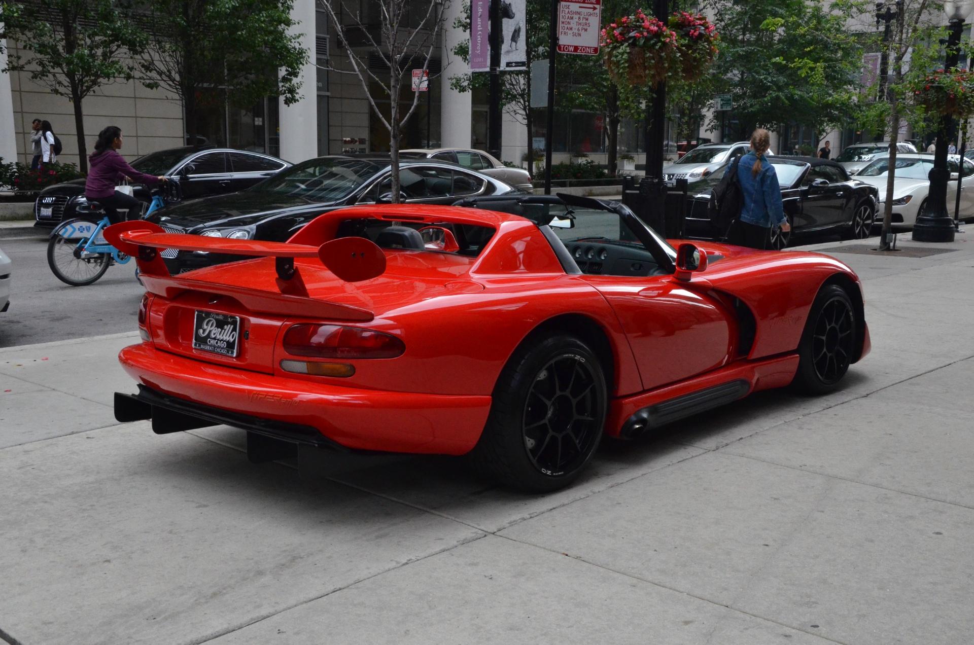 Used 1995 dodge viper rt 10 chicago il