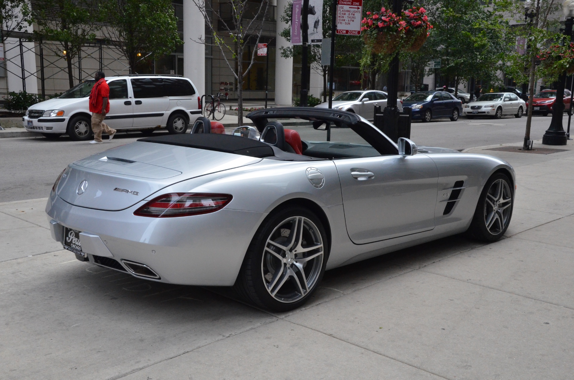 2012 mercedes benz sls class sls amg stock b614a for for Used mercedes benz sls amg for sale