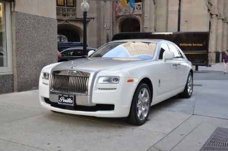 Used 2010 Rolls-Royce Ghost  | Chicago, IL