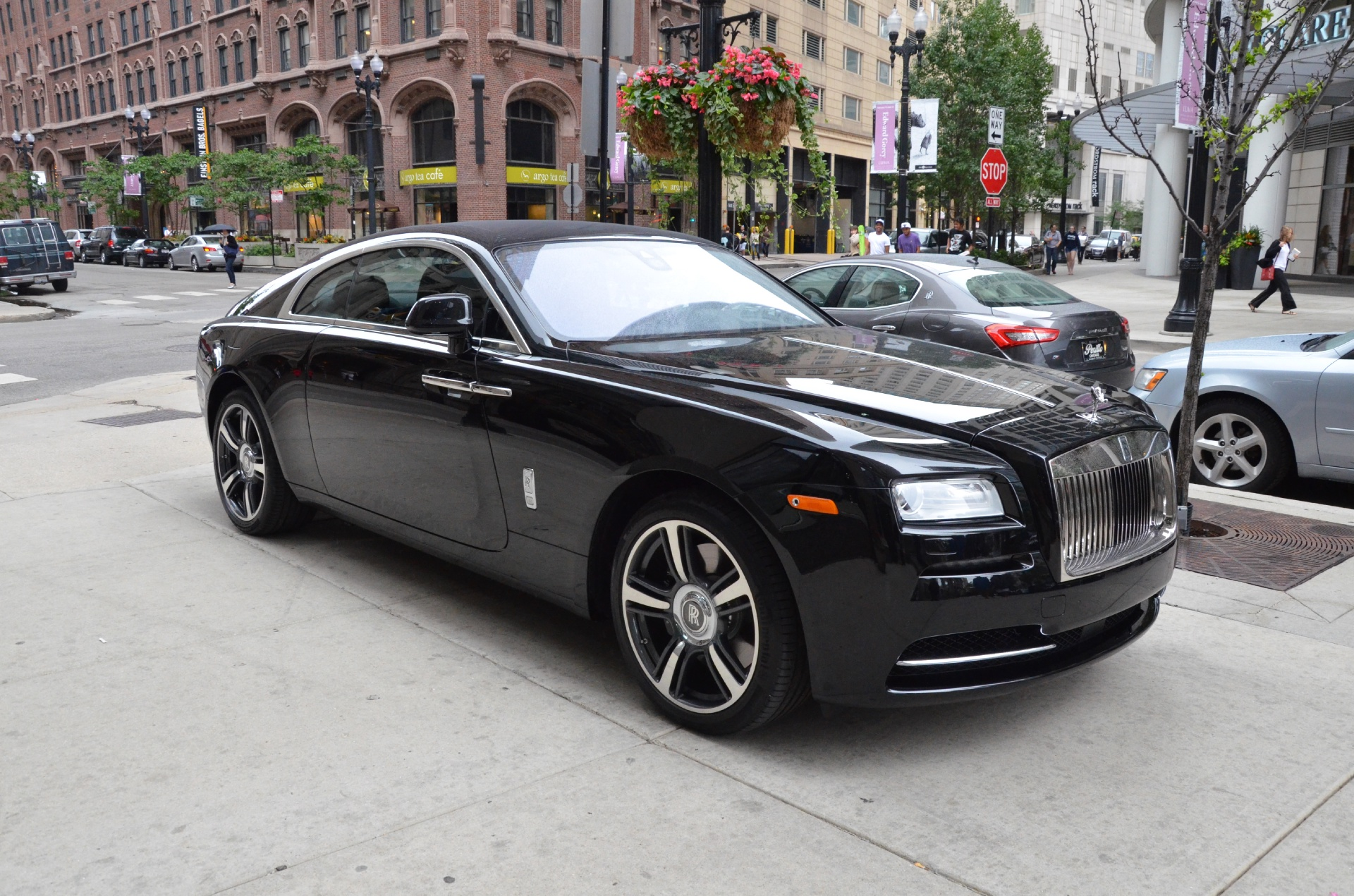 2014 rolls royce wraith stock r144 s for sale near. Black Bedroom Furniture Sets. Home Design Ideas