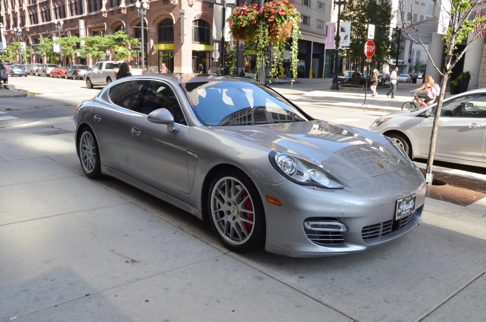 2010 Porsche Panamera Turbo Stock Gc1396aa For Sale Near Chicago