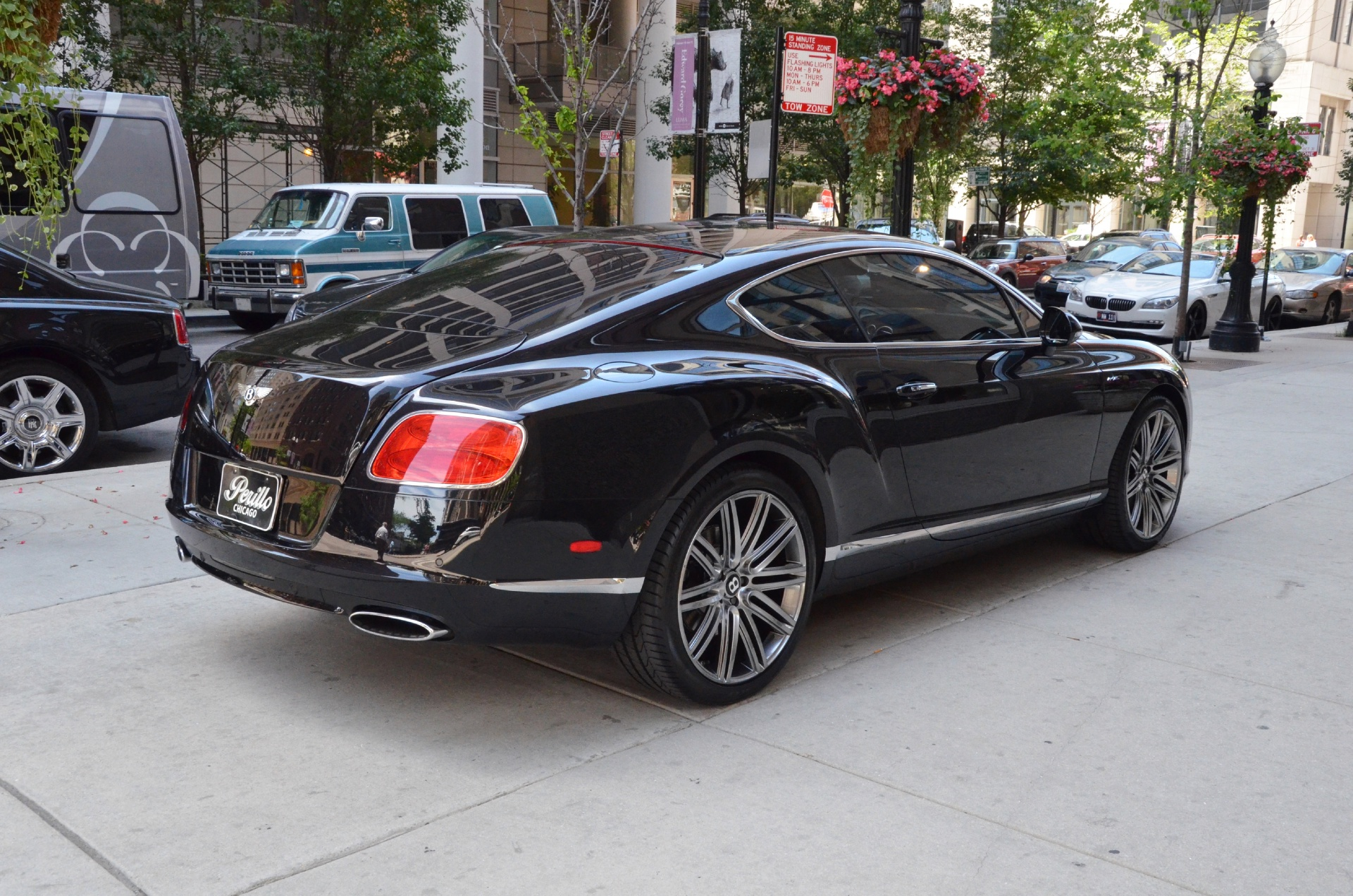 near detailed chicago inventory l bentley gt il stock sale speed continental used for