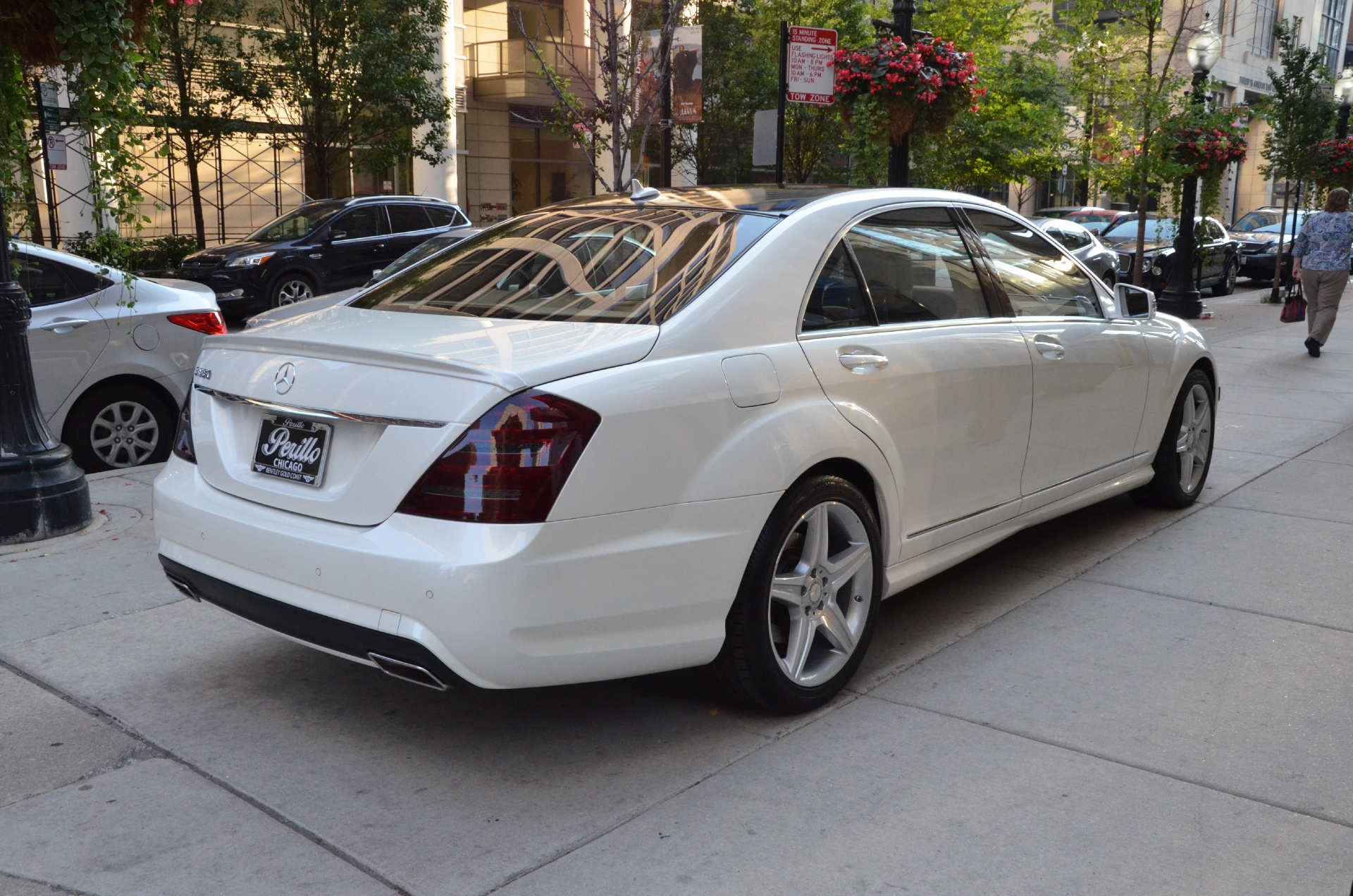 2010 mercedes benz s class s550 stock b610a for sale for Mercedes benz dealerships in chicago area