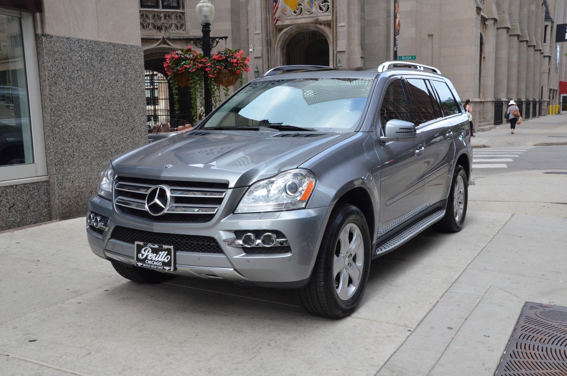 2011 mercedes benz gl class gl450 stock gc1440a for sale for Mercedes benz parts chicago