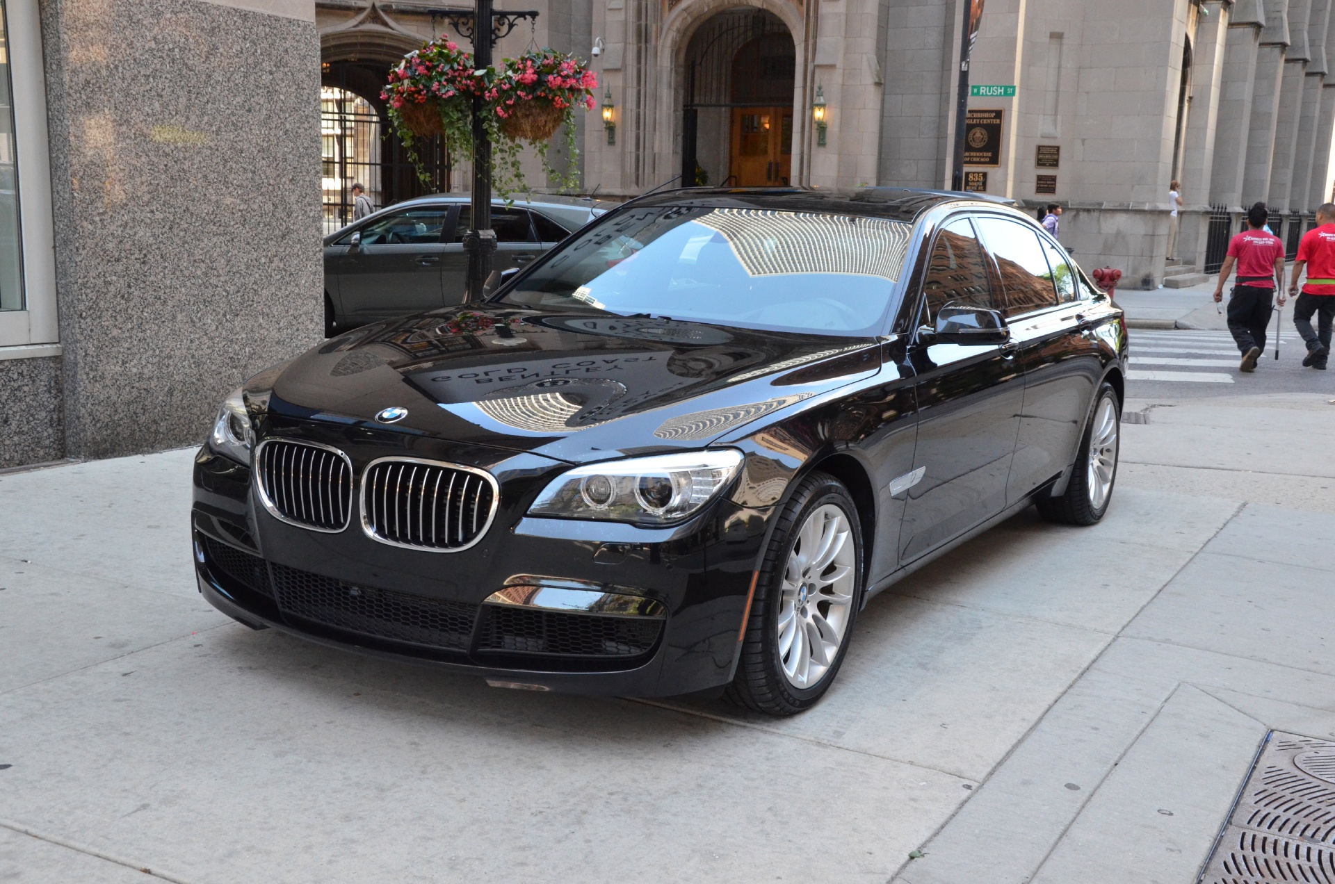 2013 bmw 7 series 750li xdrive stock b621a for sale near chicago il il bmw dealer. Black Bedroom Furniture Sets. Home Design Ideas