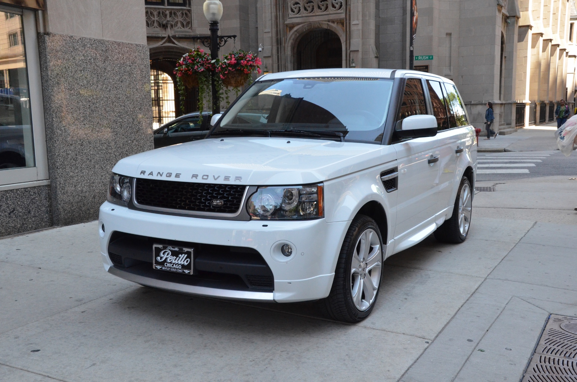 2011 Land Rover Range Rover Sport Hse Stock Gc1290ab For