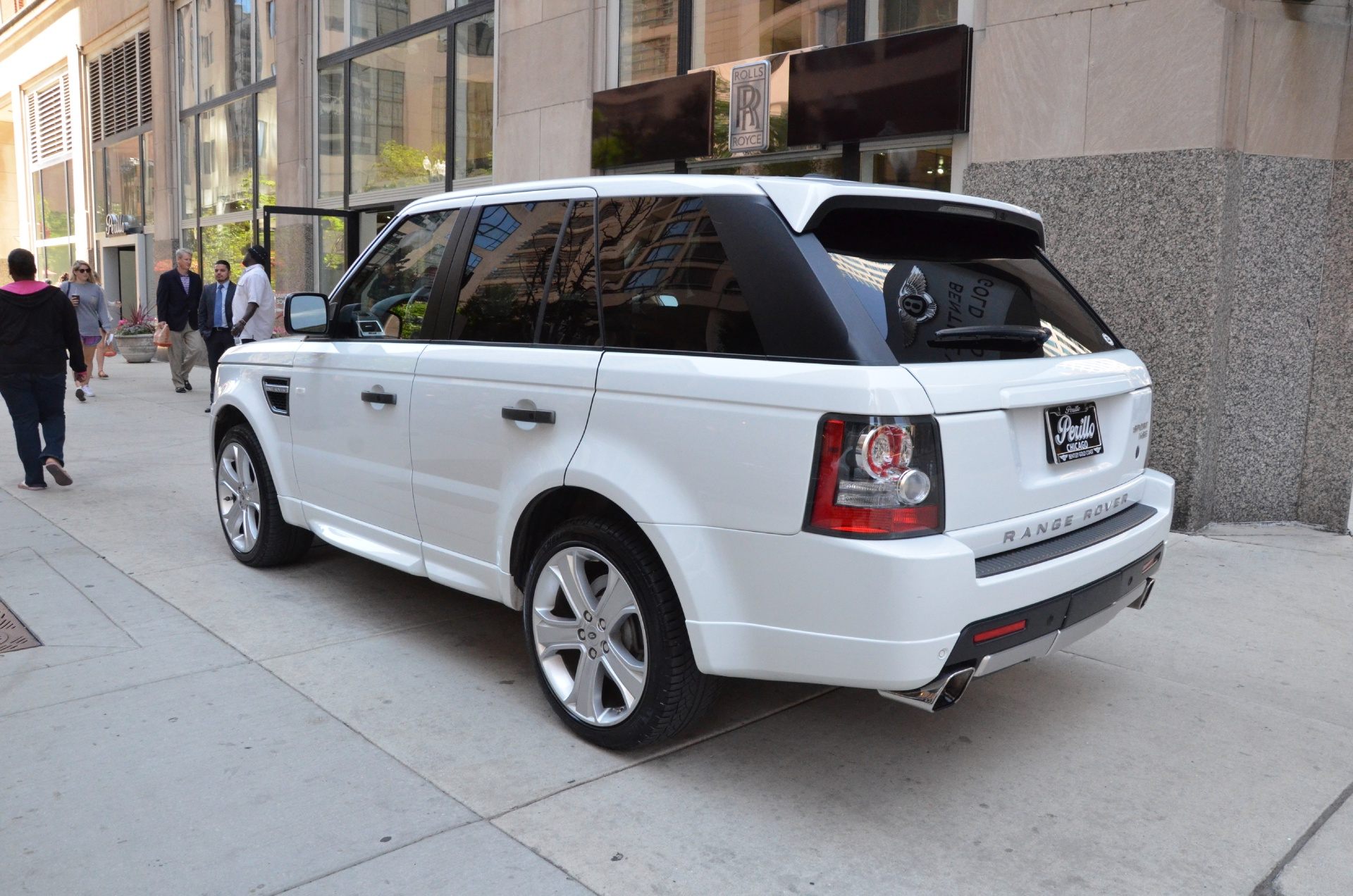 2011 land rover range rover sport hse stock gc1290ab for sale near chicago il il land rover. Black Bedroom Furniture Sets. Home Design Ideas