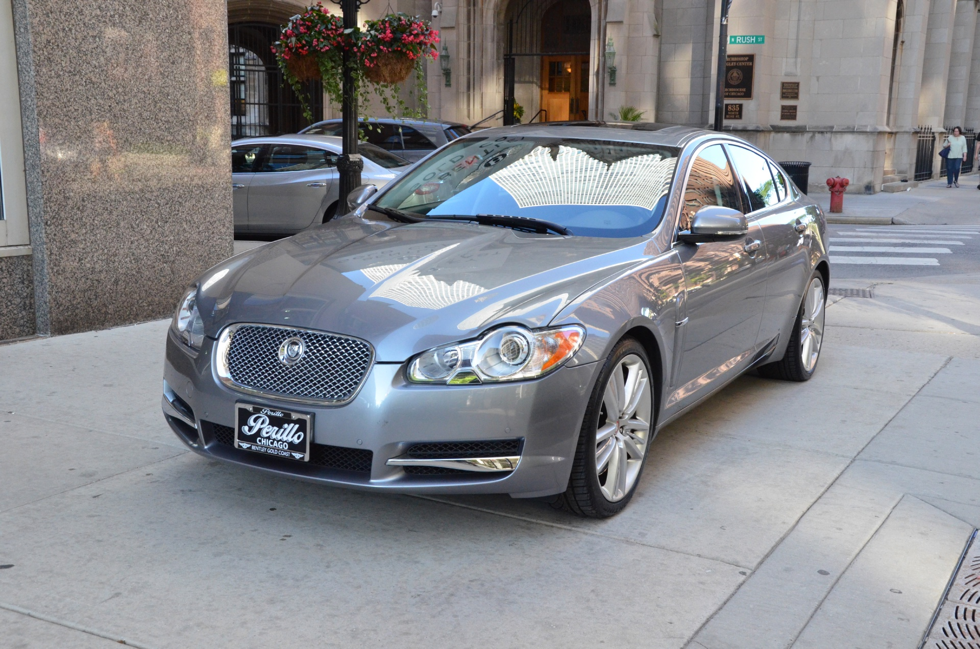 supercharged jaguar xf quick spin autoblog review