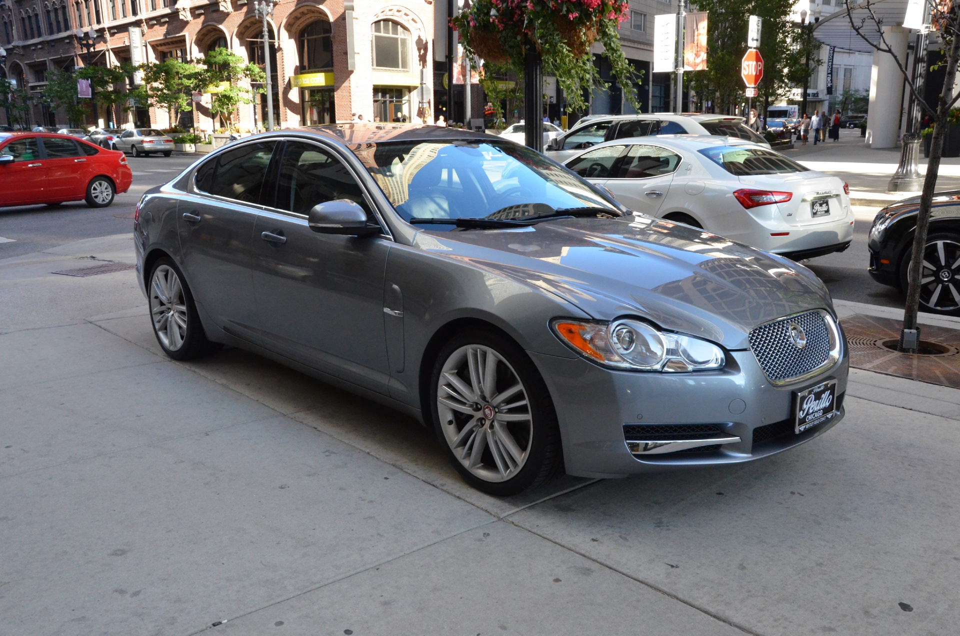 2010 Jaguar Xf Supercharged Stock M243a For Sale Near