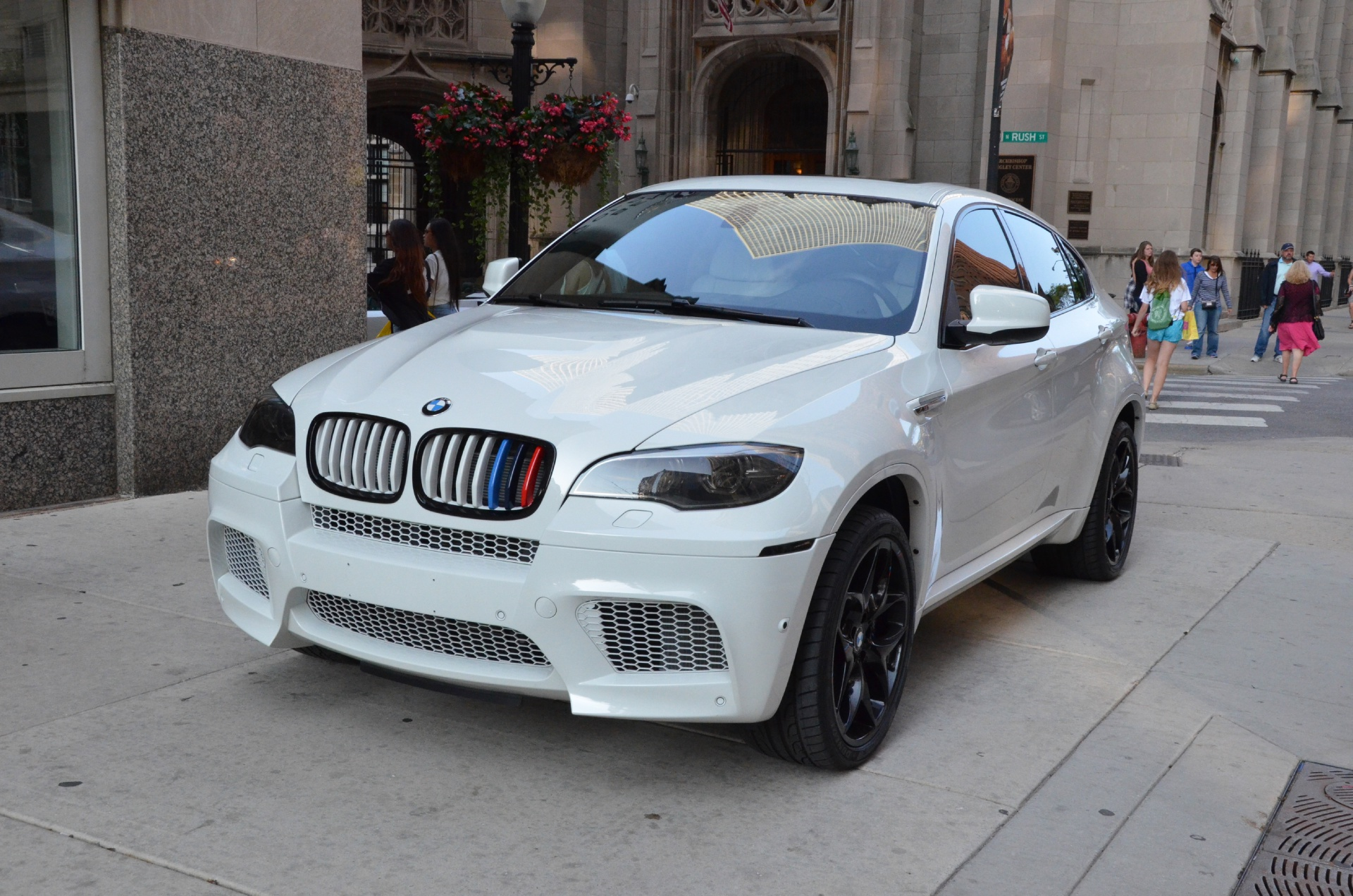 2013 Bmw X6 M Stock M351a For Sale Near Chicago Il Il Bmw Dealer