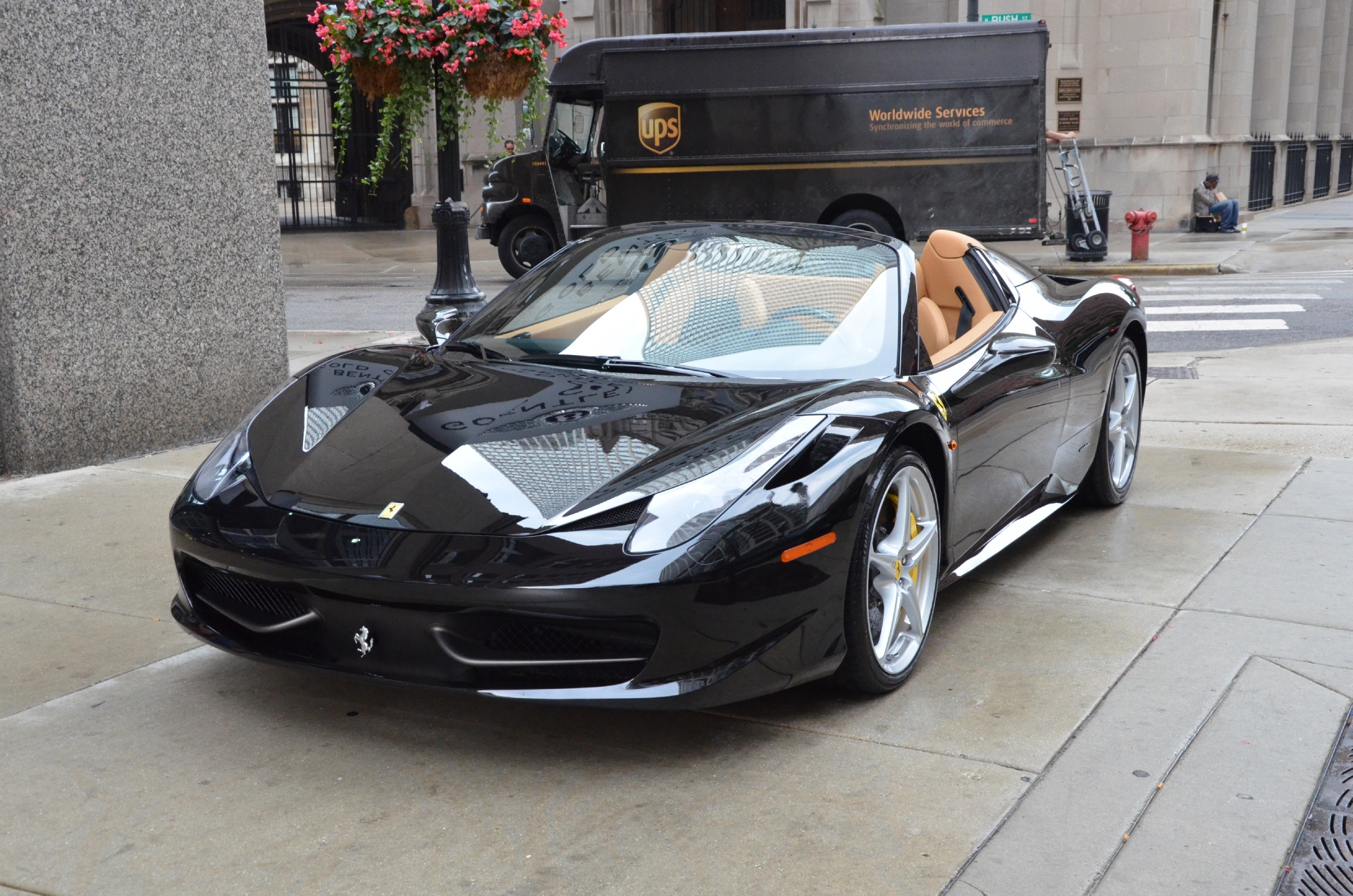 2013 ferrari 458 spider stock gc1424aa for sale near chicago il used 2013 ferrari 458 spider chicago il vanachro Image collections