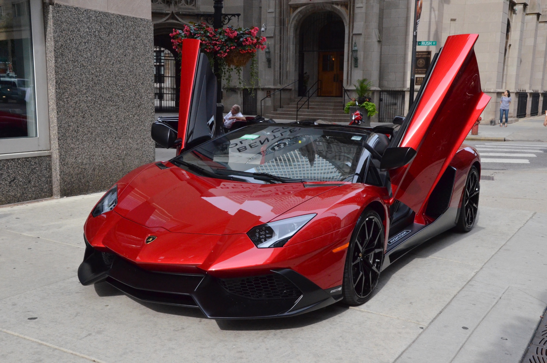 New Lamborghini Aventador Roadster Lp Roadster Chicago Il