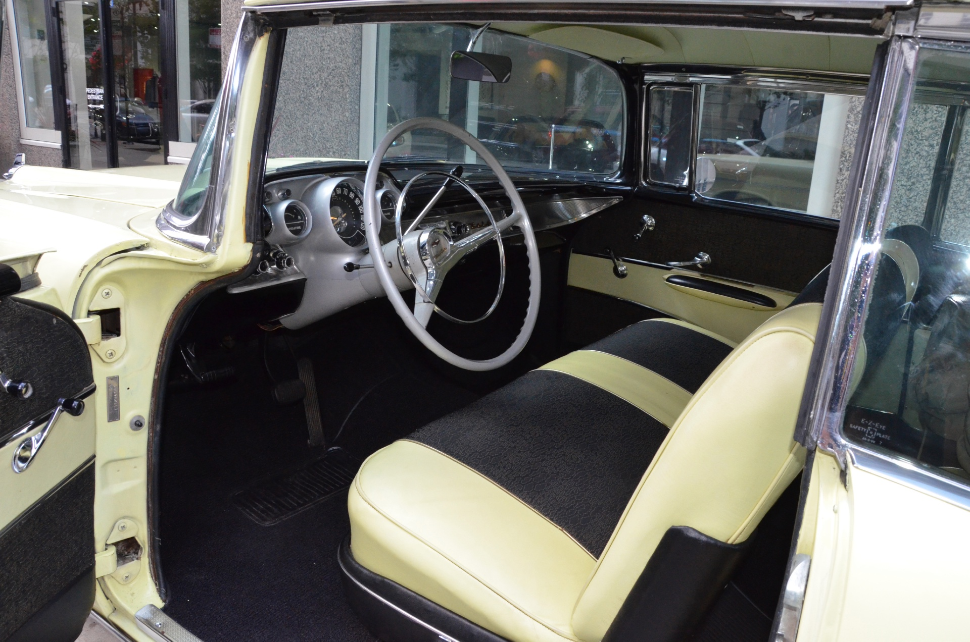 1957 Chevrolet Belair Stock # 67393 for sale near Chicago, IL | IL ...