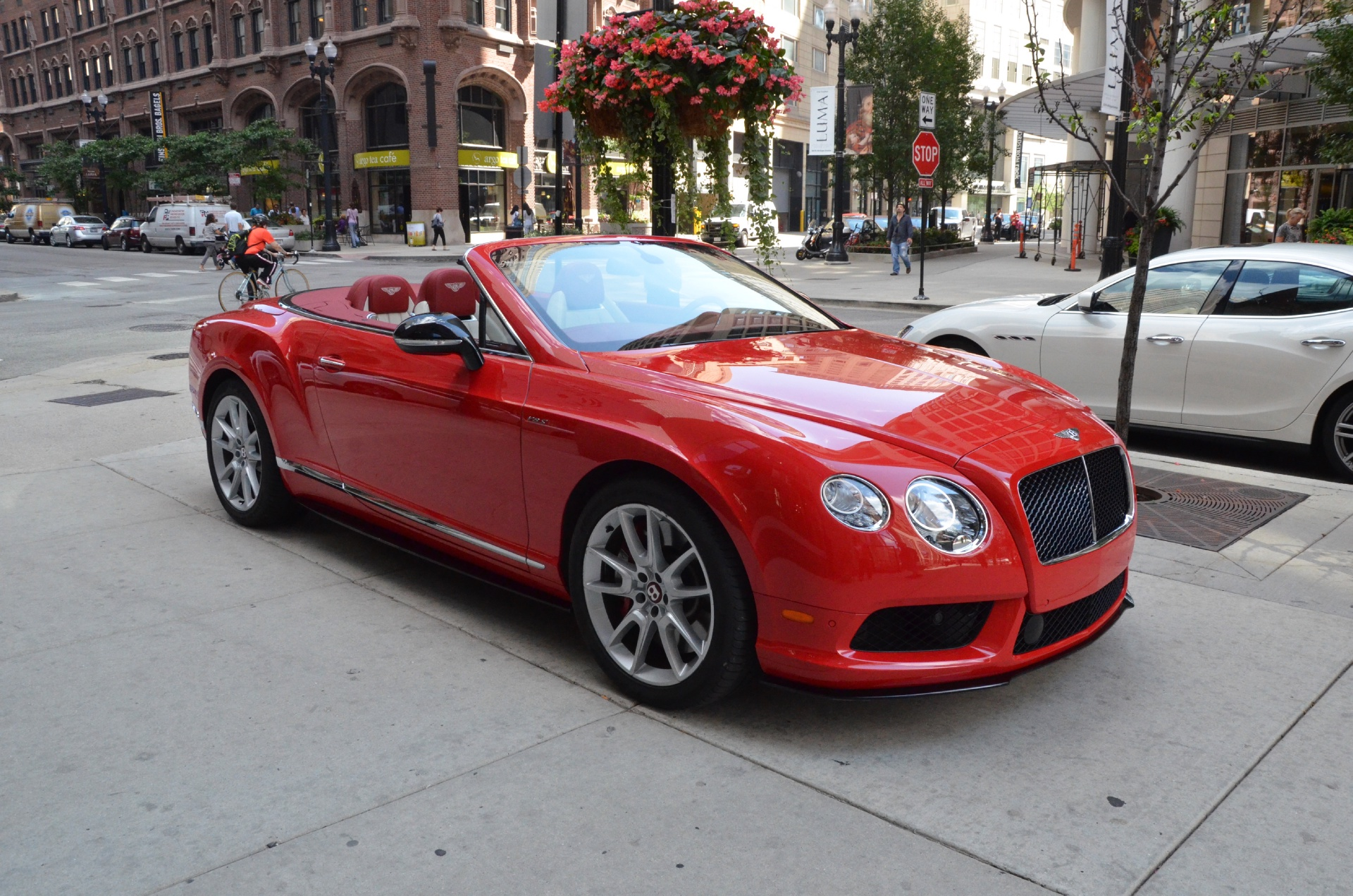 Used 2014 Bentley Continental GTC V8 S  | Chicago, IL
