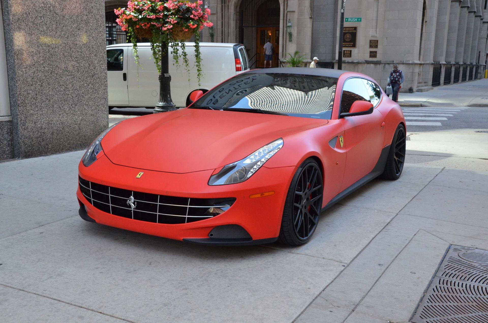 2012 Ferrari Ff Stock Bs18891 For Sale Near Chicago Il