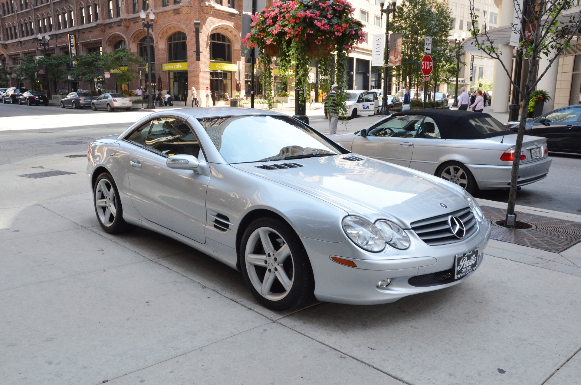 2006 mercedes benz sl class sl500 stock gc1303aa for for 2006 mercedes benz sl500 for sale