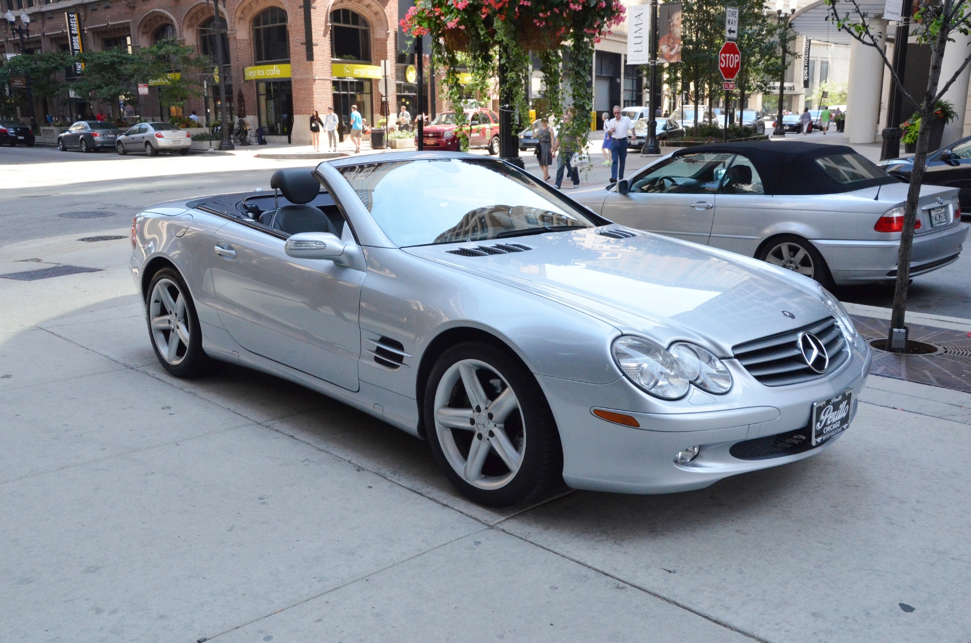 2006 mercedes benz sl class sl500 stock gc1303aa for for Mercedes benz sl class sl500