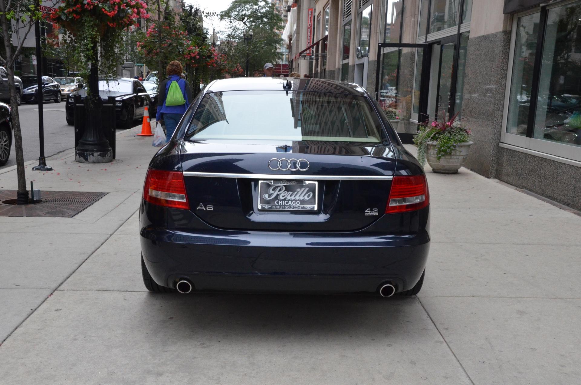 2006 Audi A6 4 2 Quattro Stock M321a For Sale Near