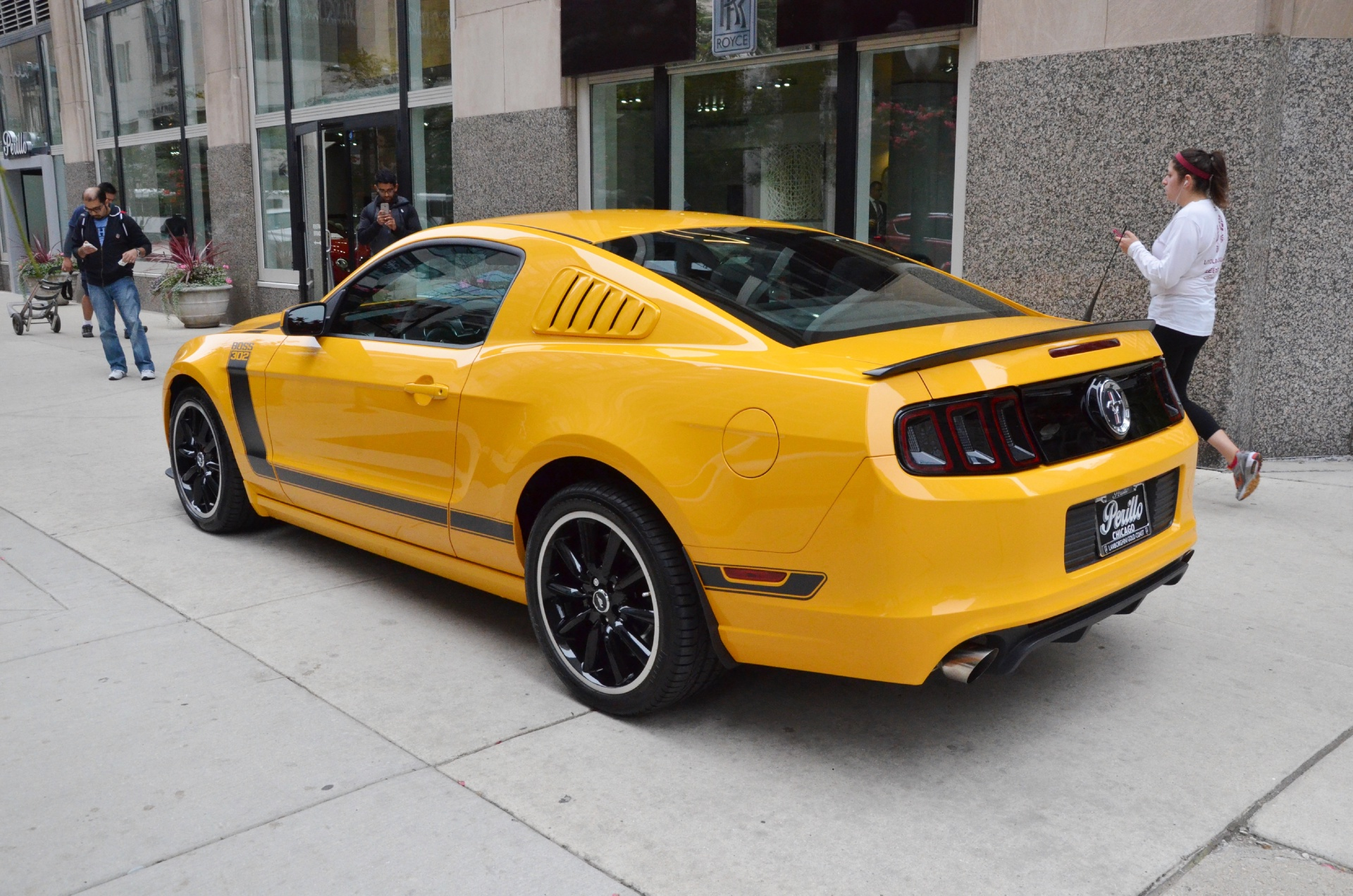 2013 ford mustang boss 302 stock b599b for sale near chicago il il ford dealer. Black Bedroom Furniture Sets. Home Design Ideas