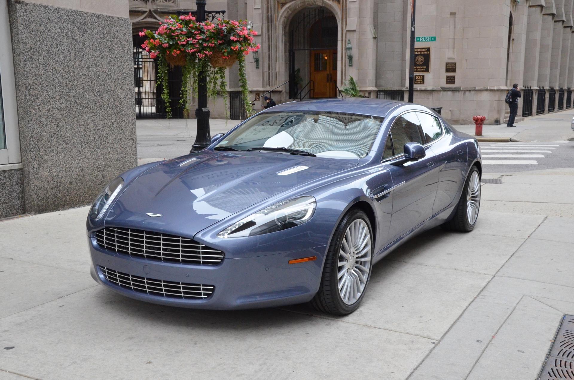 2011 Aston Martin Rapide Stock B599a For Sale Near