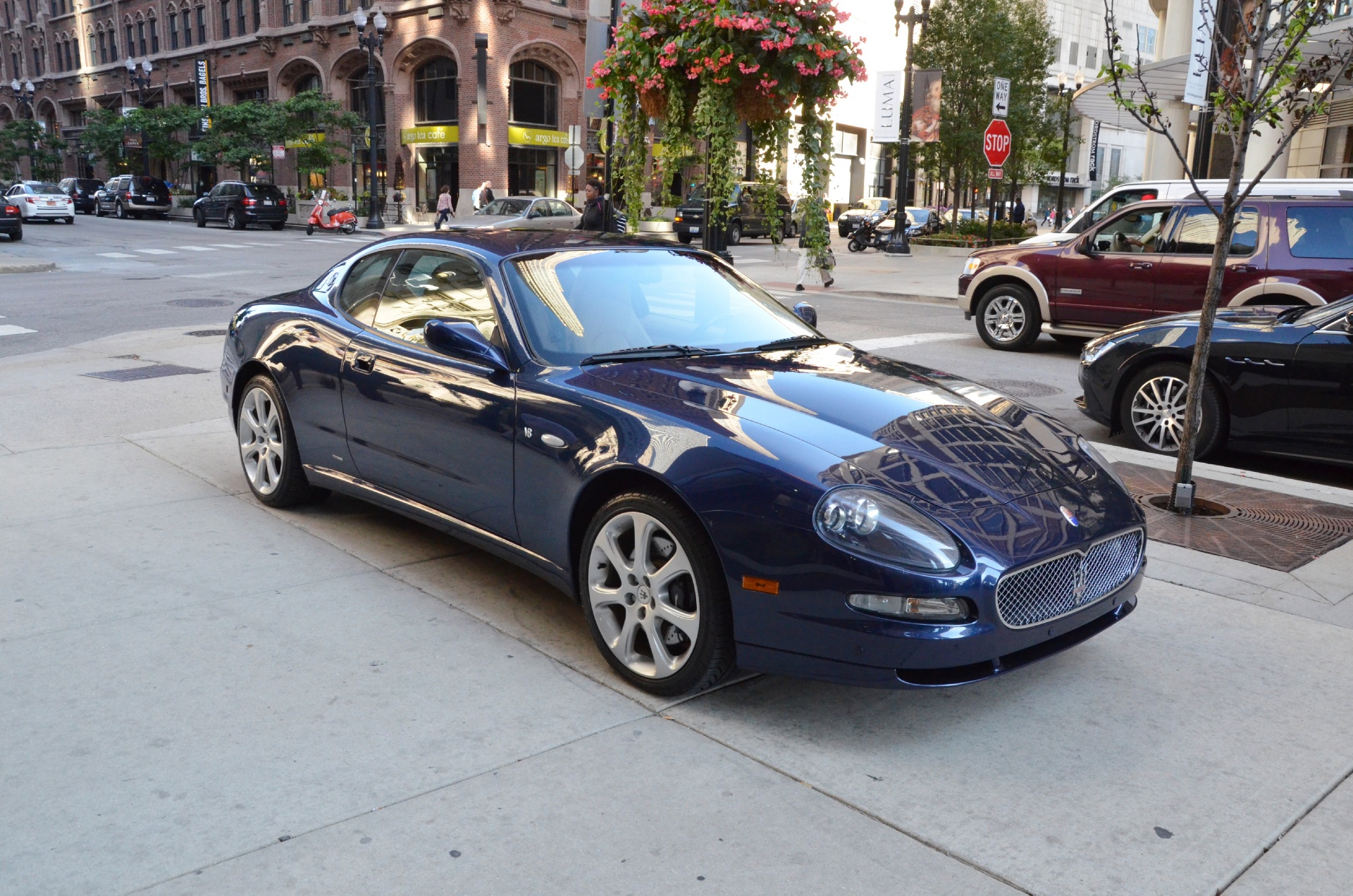 2005 maserati coupe coupe choice image diagram writing for Air force decoration writing guide