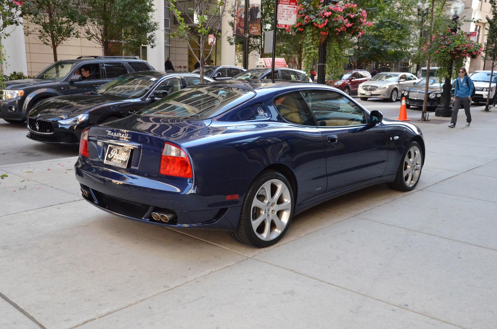 2005 Maserati Coupe Cambiocorsa Cambiocorsa Stock # M250A for sale ...