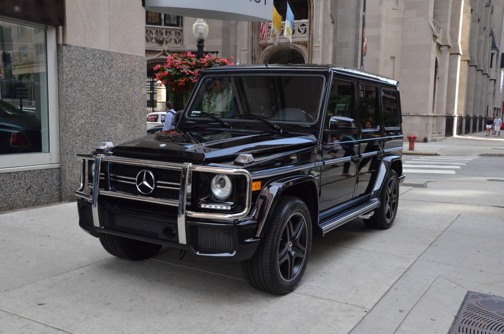 2014 mercedes benz g class g63 amg stock gc1497 s for for Mercedes benz chicago dealers