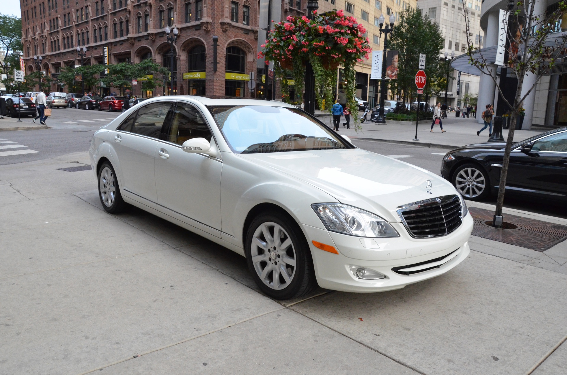 2008 mercedes benz s class s550 4matic stock m371a for sale near chicago il il mercedes. Black Bedroom Furniture Sets. Home Design Ideas