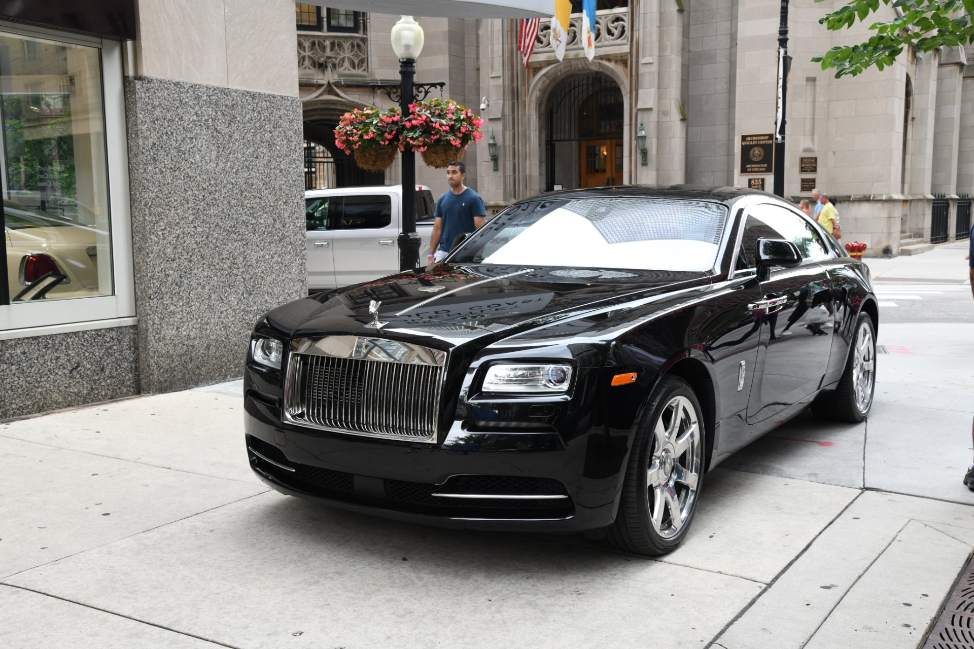 2015 rolls royce wraith stock gc2376 for sale near chicago il il rolls royce dealer. Black Bedroom Furniture Sets. Home Design Ideas
