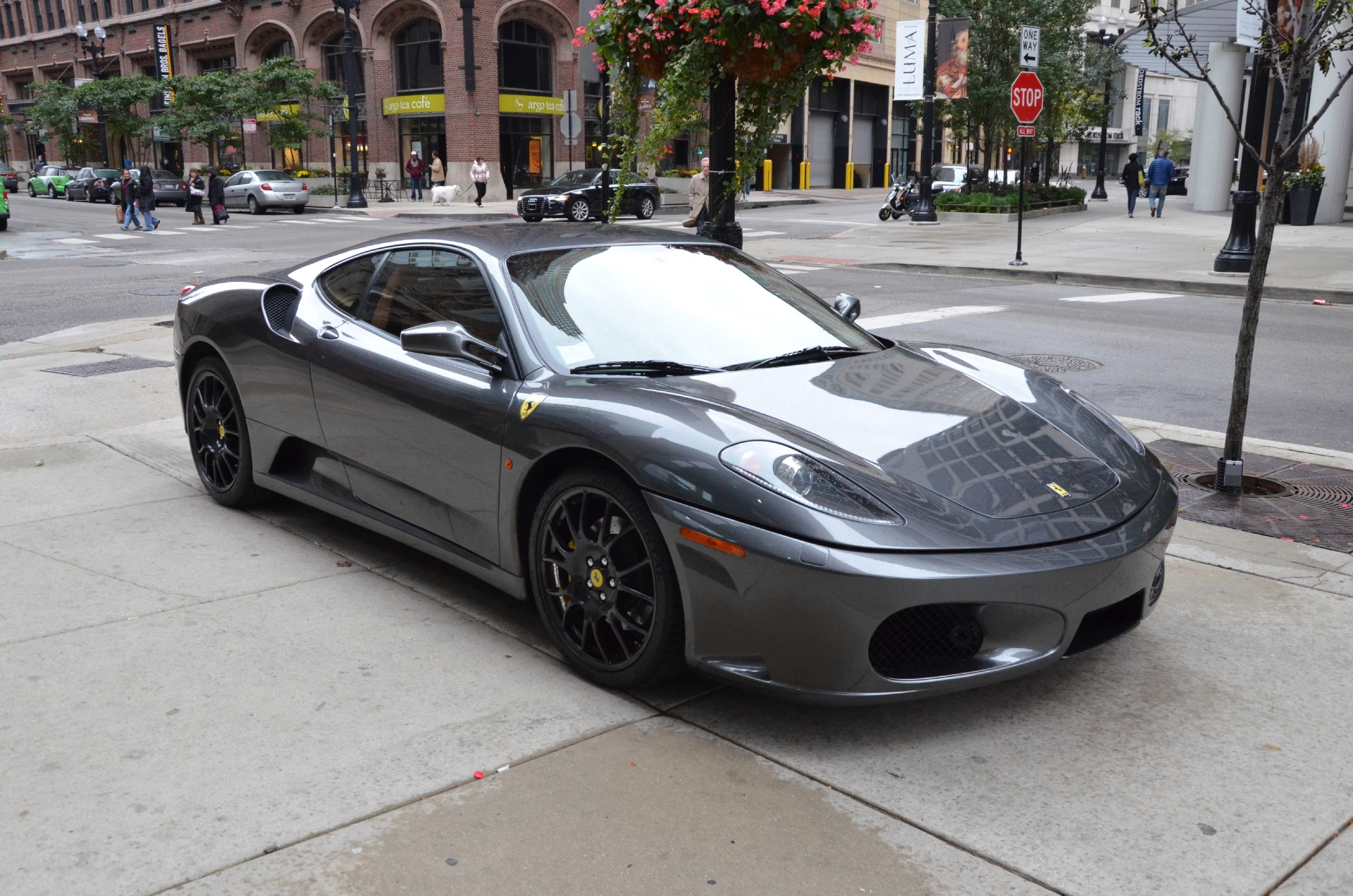 Used 2007 ferrari f430 f1 chicago il