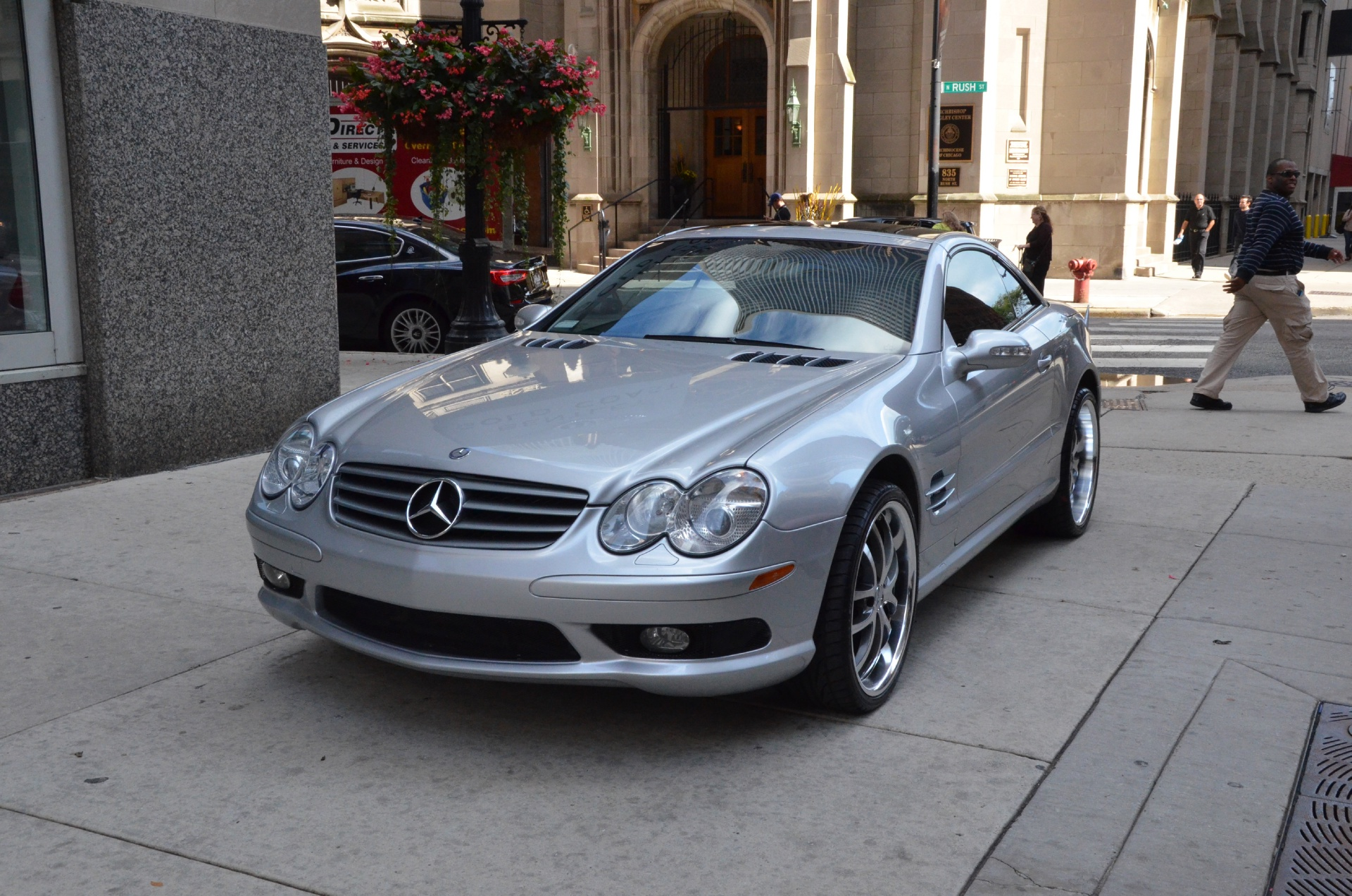 2003 mercedes benz sl class sl500 stock b469aa for sale for Sl500 mercedes benz