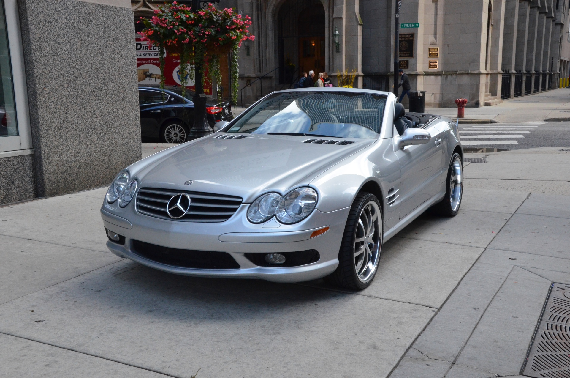 2003 mercedes benz sl class sl500 stock b469aa for sale for Mercedes benz sl class sl500