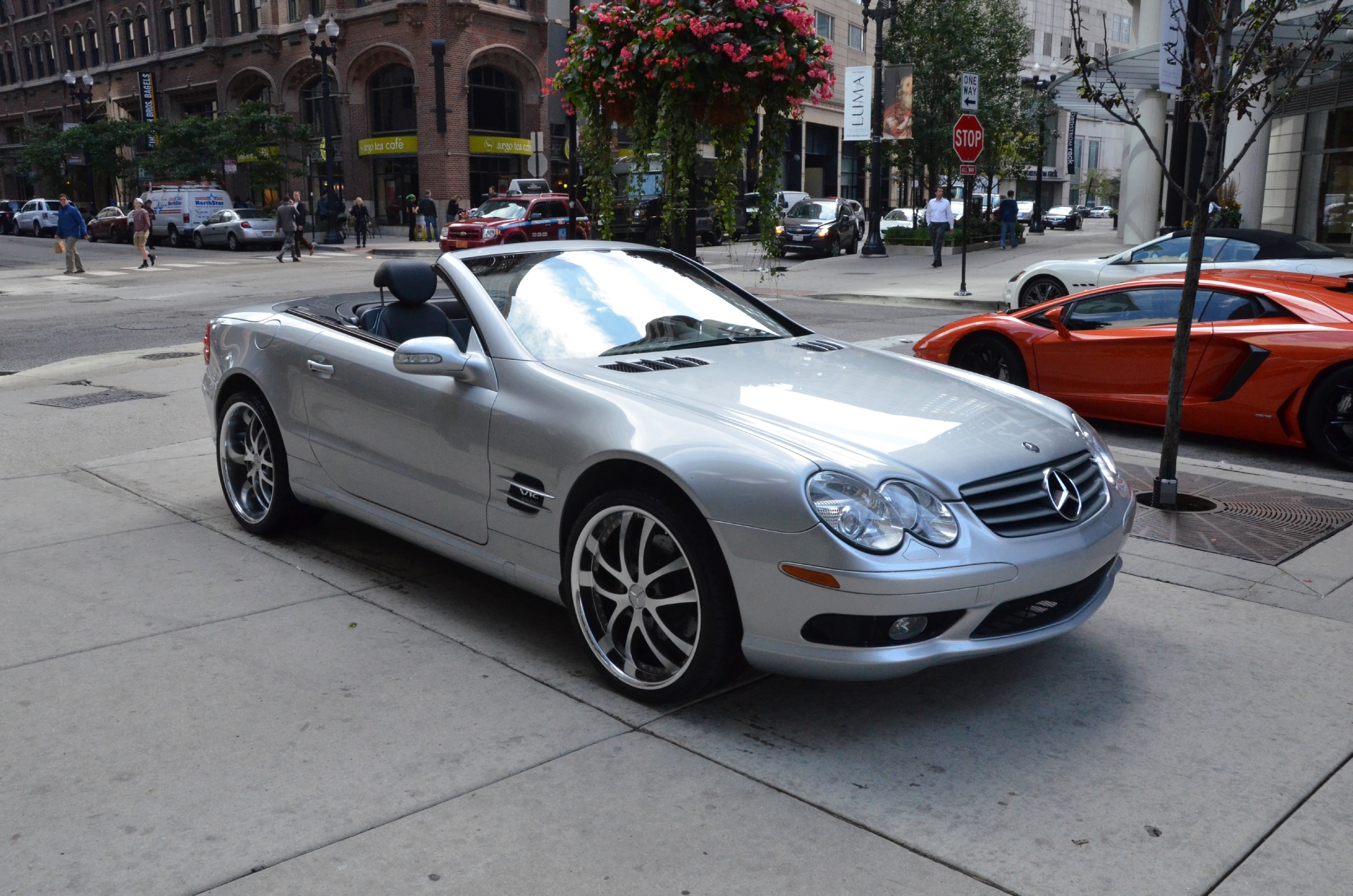 2003 mercedes benz sl class sl500 stock b469aa for sale for 2003 mercedes benz sl class