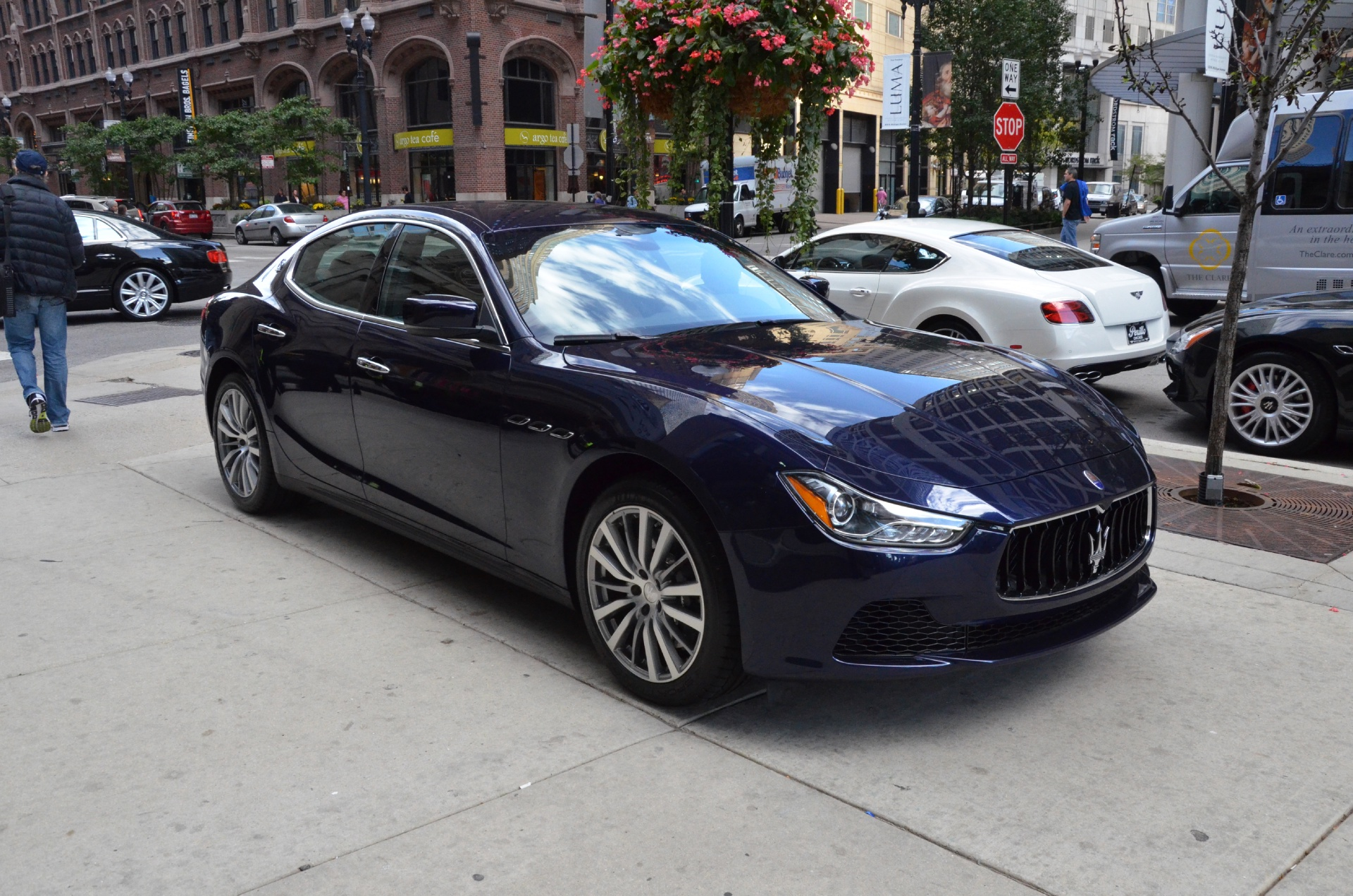 2015 maserati ghibli stock m370 for sale near chicago. Black Bedroom Furniture Sets. Home Design Ideas