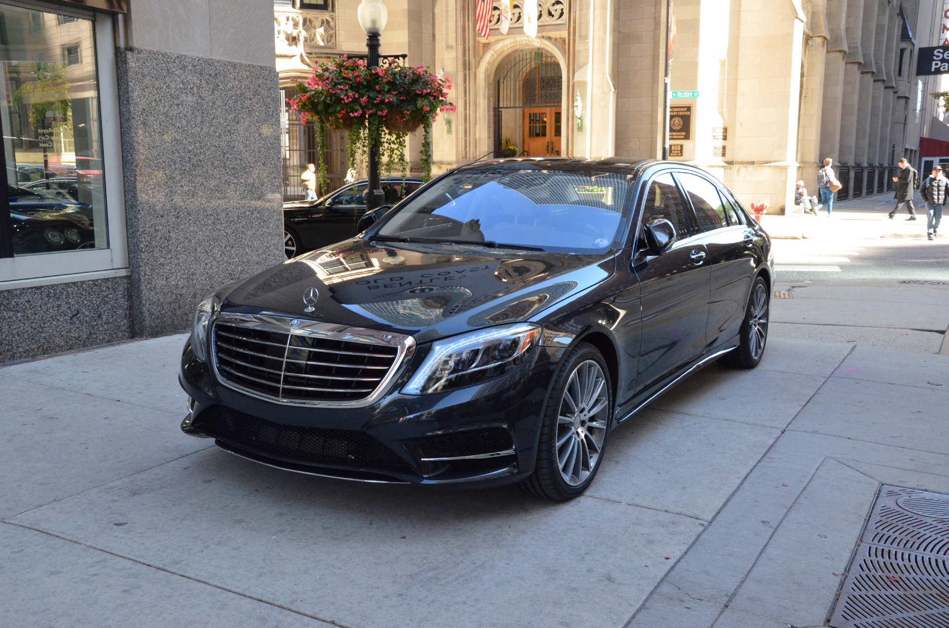 2015 mercedes-benz s-class s550 stock # r161a for  near