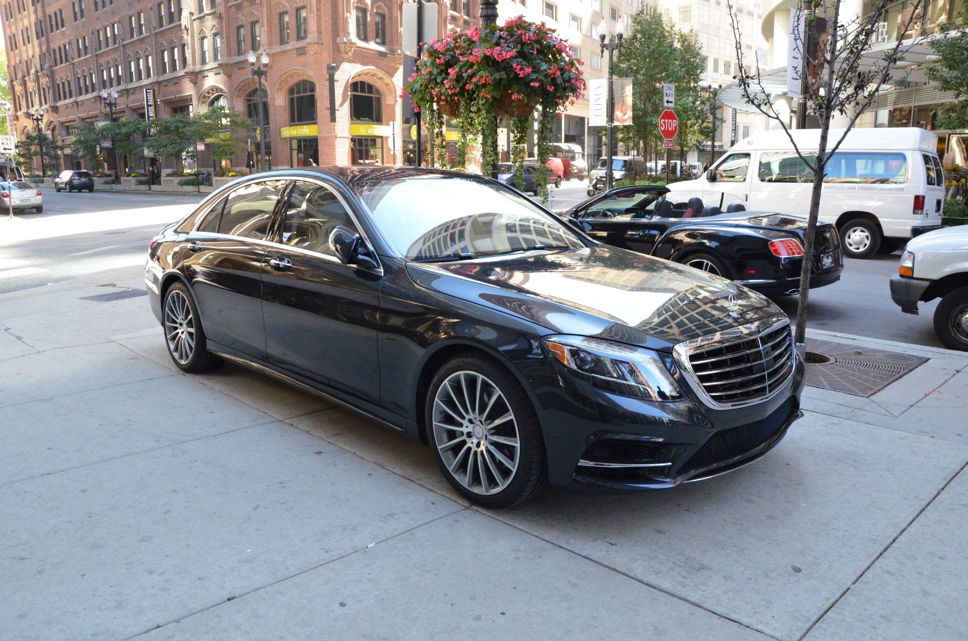 2015 mercedes benz s class s550 stock r161a for sale near chicago il il mercedes benz dealer. Black Bedroom Furniture Sets. Home Design Ideas
