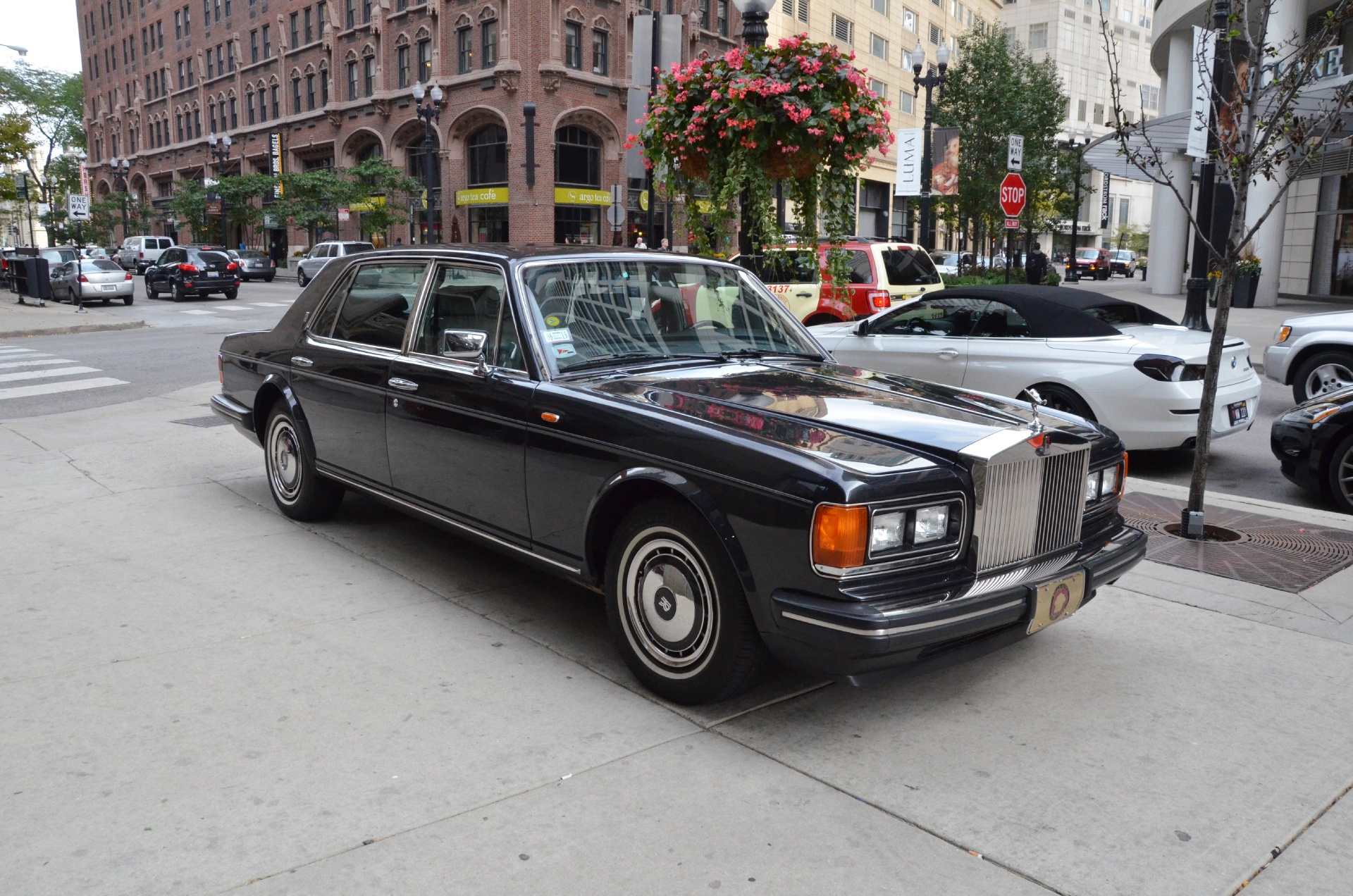 Used 1993 rolls royce silver spur ii chicago il