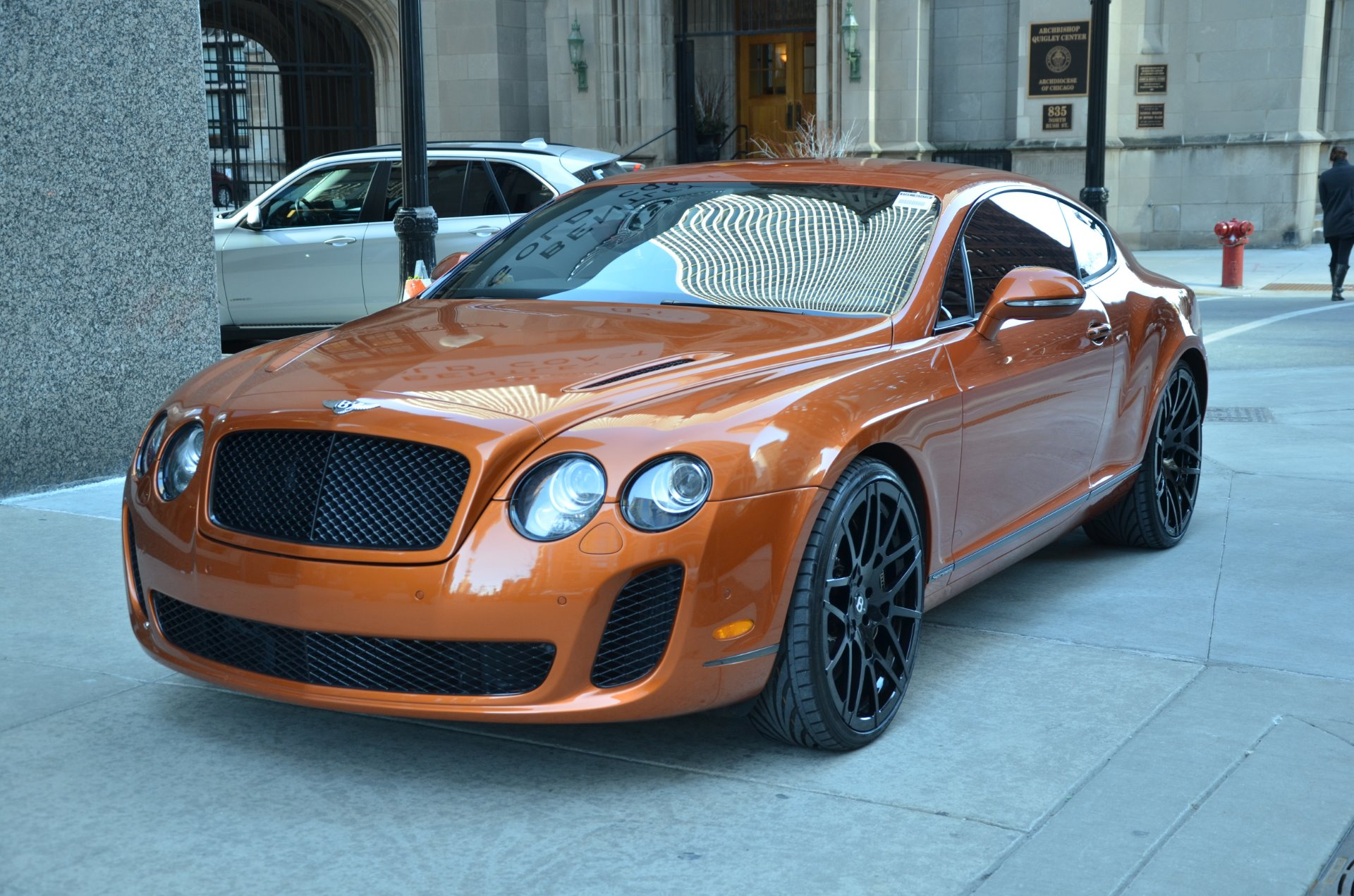 2010 bentley continental supersports stock gc1472b for sale near chicago il il bentley dealer. Black Bedroom Furniture Sets. Home Design Ideas