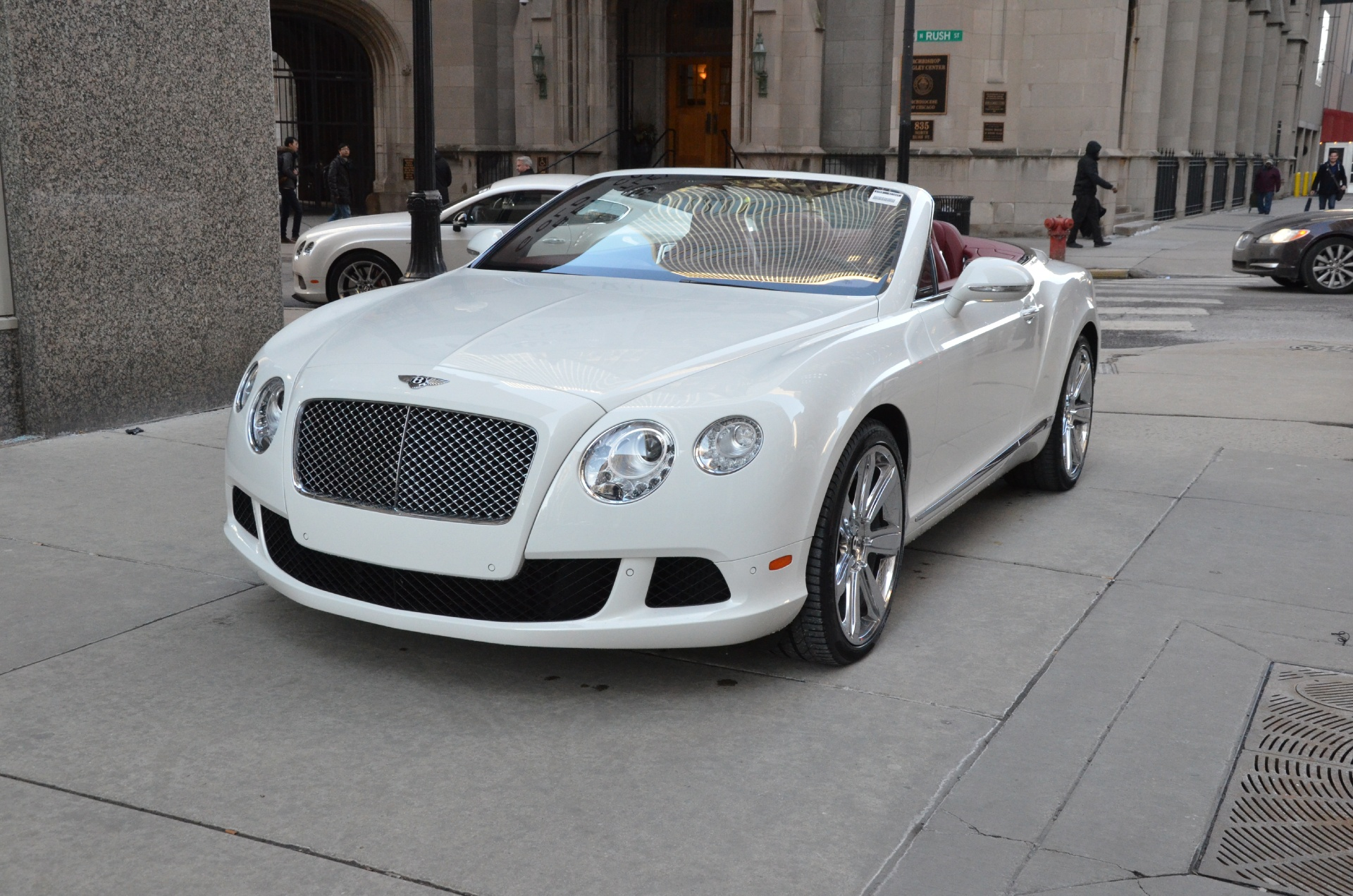 2013 Bentley Continental GTC Stock # GC1509 For Sale Near
