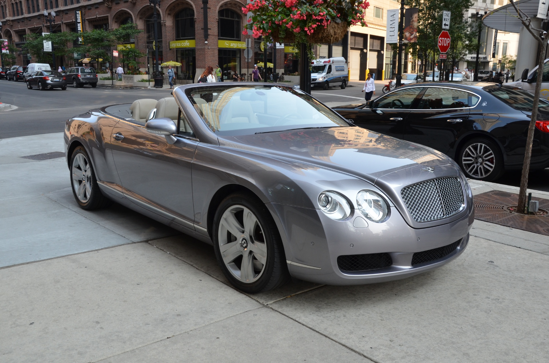 2007 bentley continental gtc stock b603aa for sale near. Black Bedroom Furniture Sets. Home Design Ideas