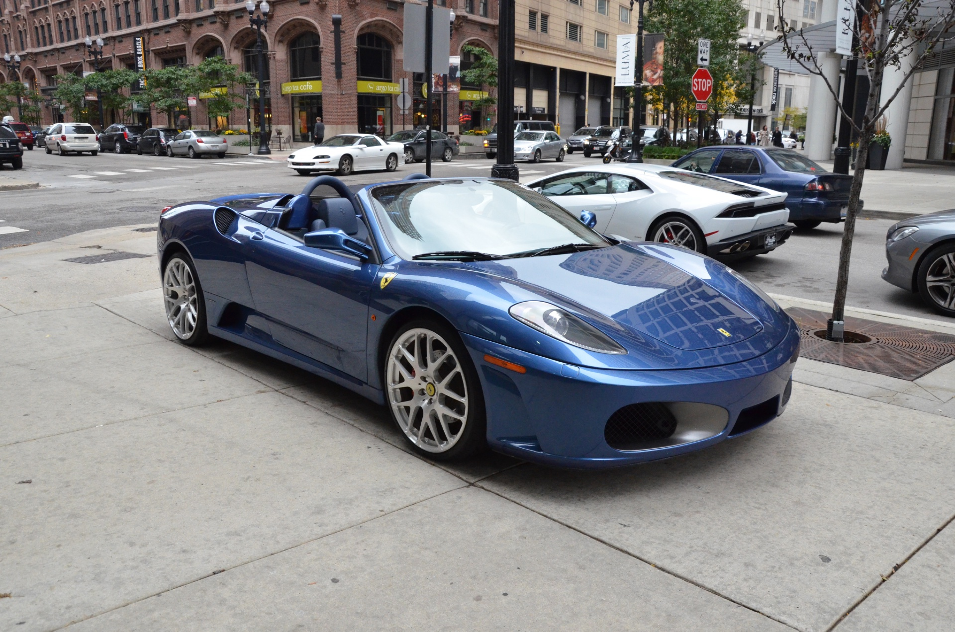 2006 ferrari f430 spider f1 spider stock gc1837 for sale. Black Bedroom Furniture Sets. Home Design Ideas