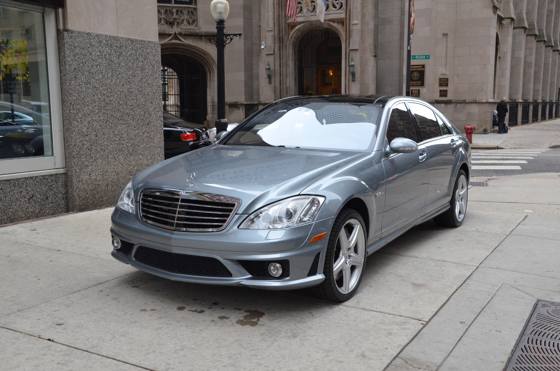 2009 mercedes benz s class s63 amg stock b625a for sale near chicago il il mercedes benz dealer. Black Bedroom Furniture Sets. Home Design Ideas