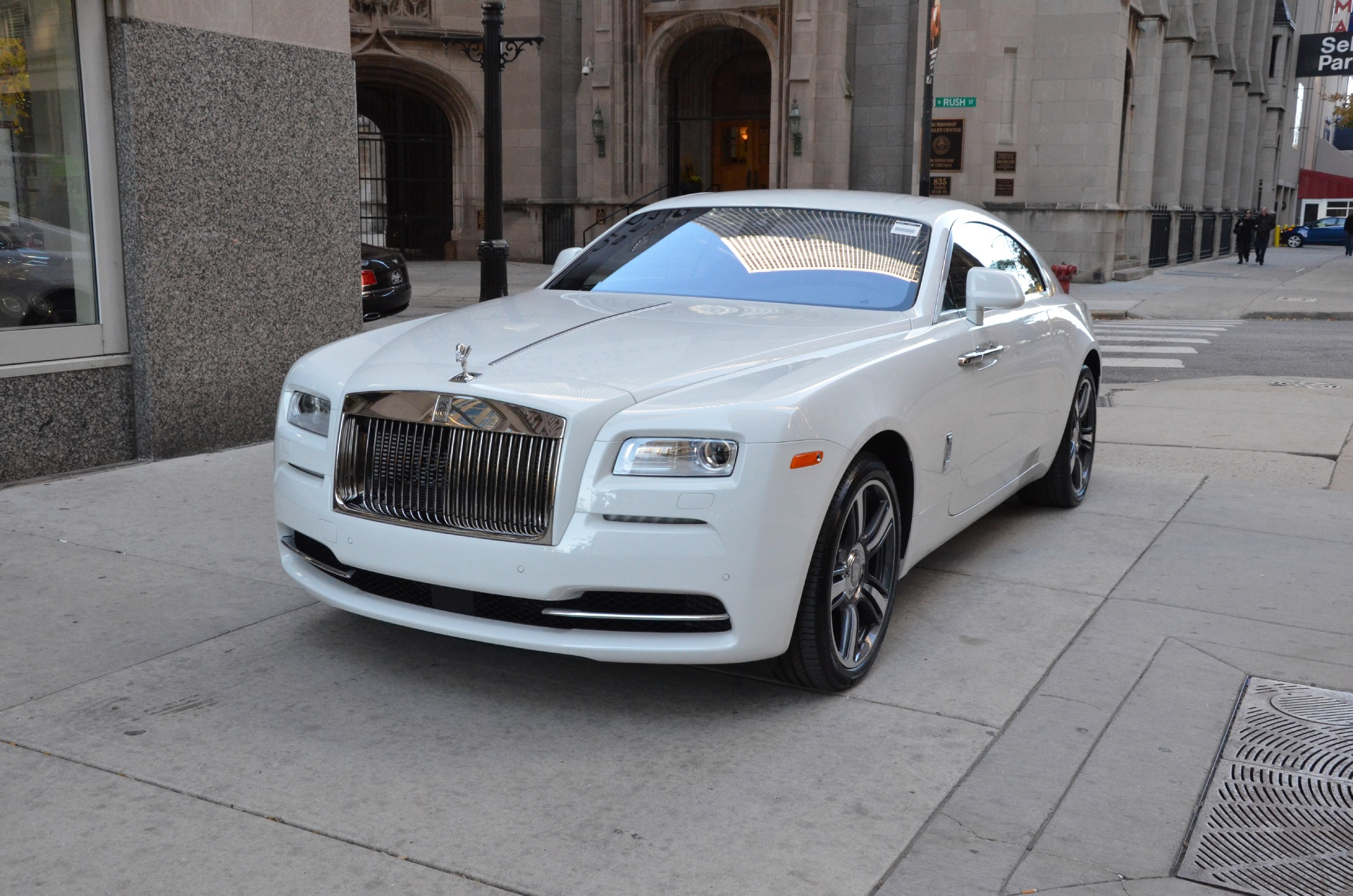 2015 Rolls Royce Wraith Stock R171 S For Sale Near