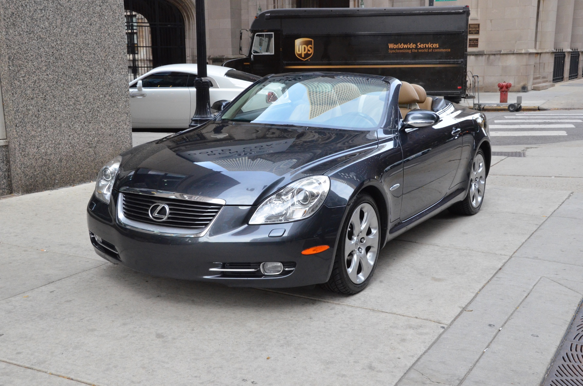 2008 lexus sc 430 stock gc1505b for sale near chicago. Black Bedroom Furniture Sets. Home Design Ideas