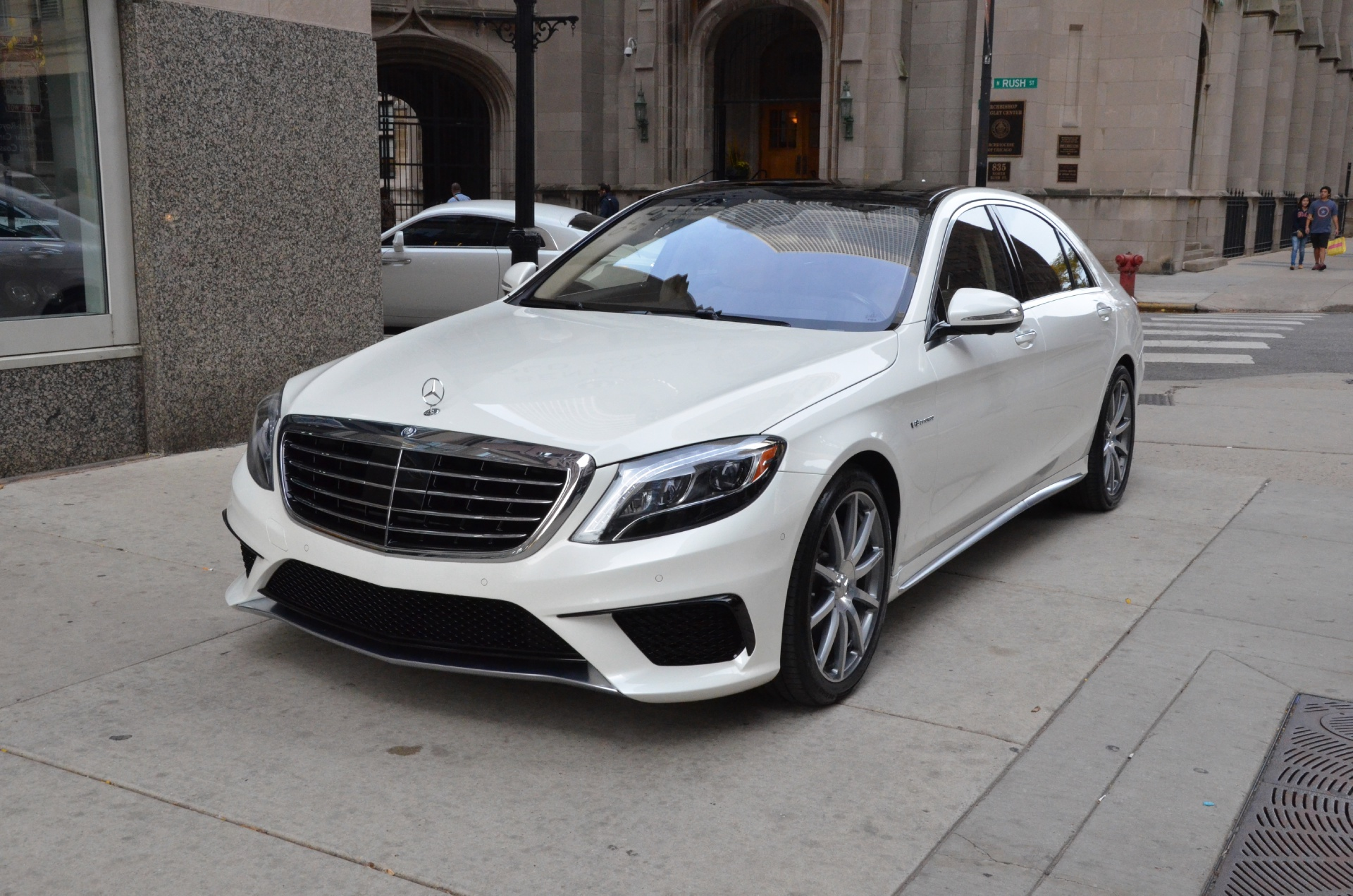 used 2015 mercedes benz s class s63 amg chicago il