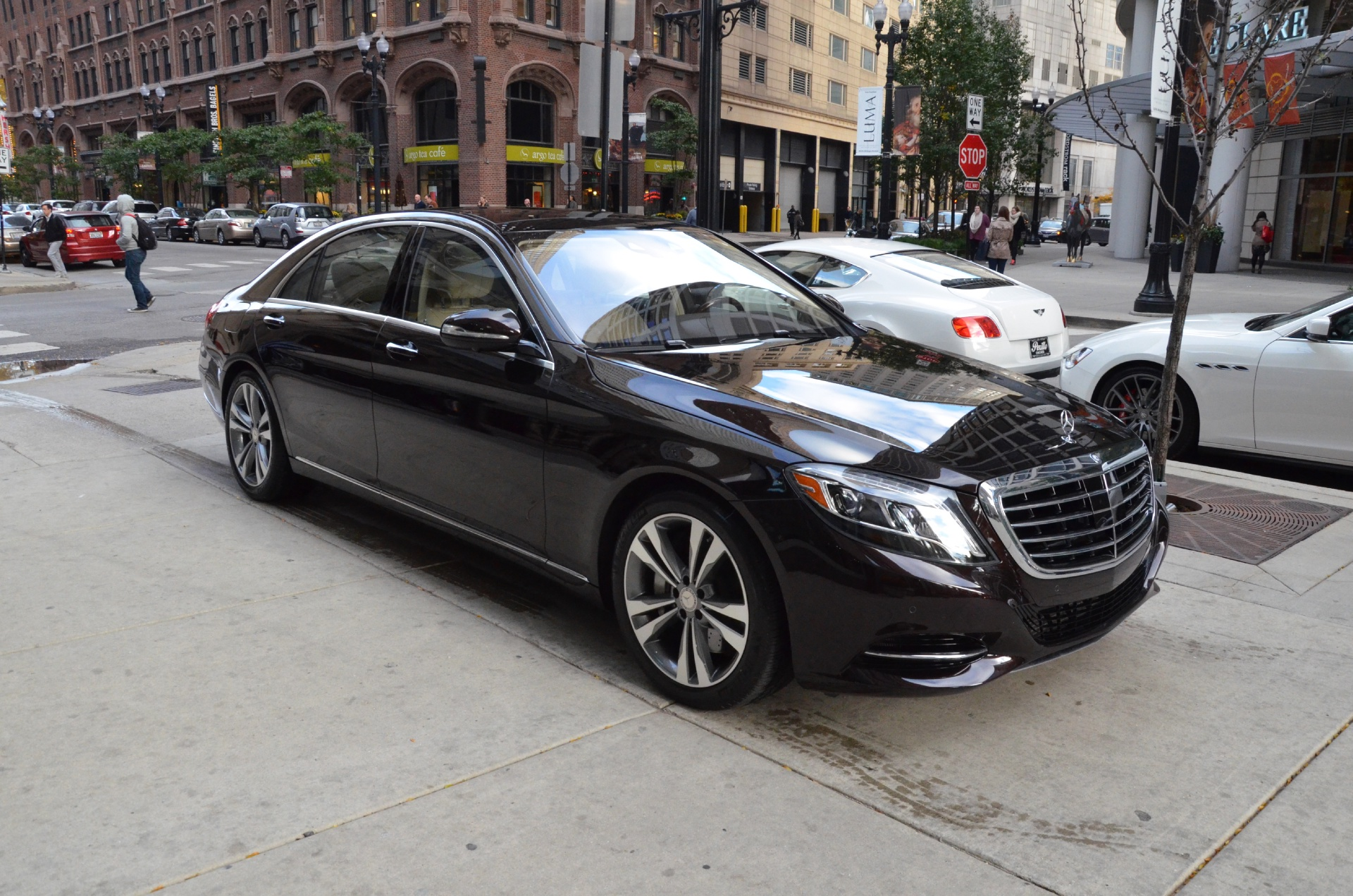 2015 mercedes benz s class s550 4matic stock b526a for sale near chicago il il mercedes. Black Bedroom Furniture Sets. Home Design Ideas