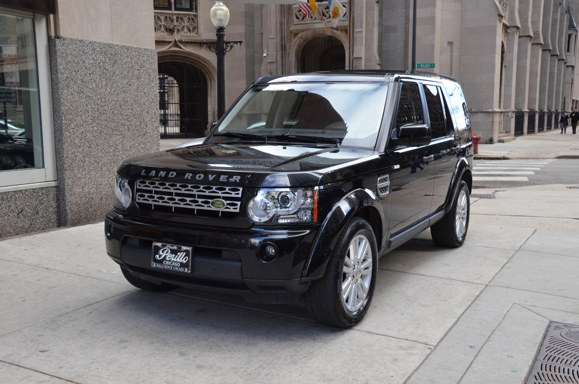 2010 land rover lr4 stock m326a for sale near chicago il il land rover dealer. Black Bedroom Furniture Sets. Home Design Ideas