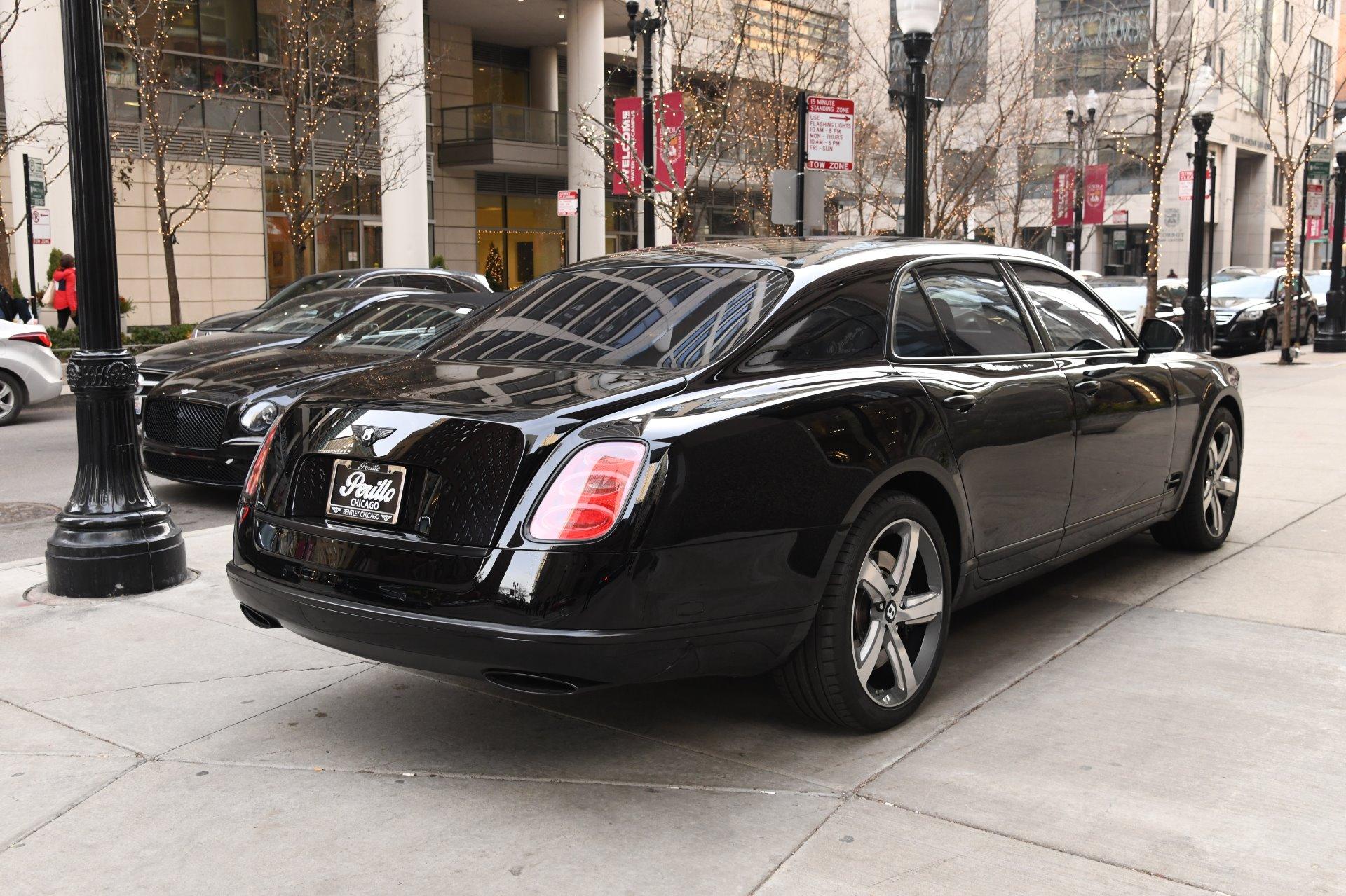 2012 Bentley Mulsanne Stock # R160B For Sale Near Chicago