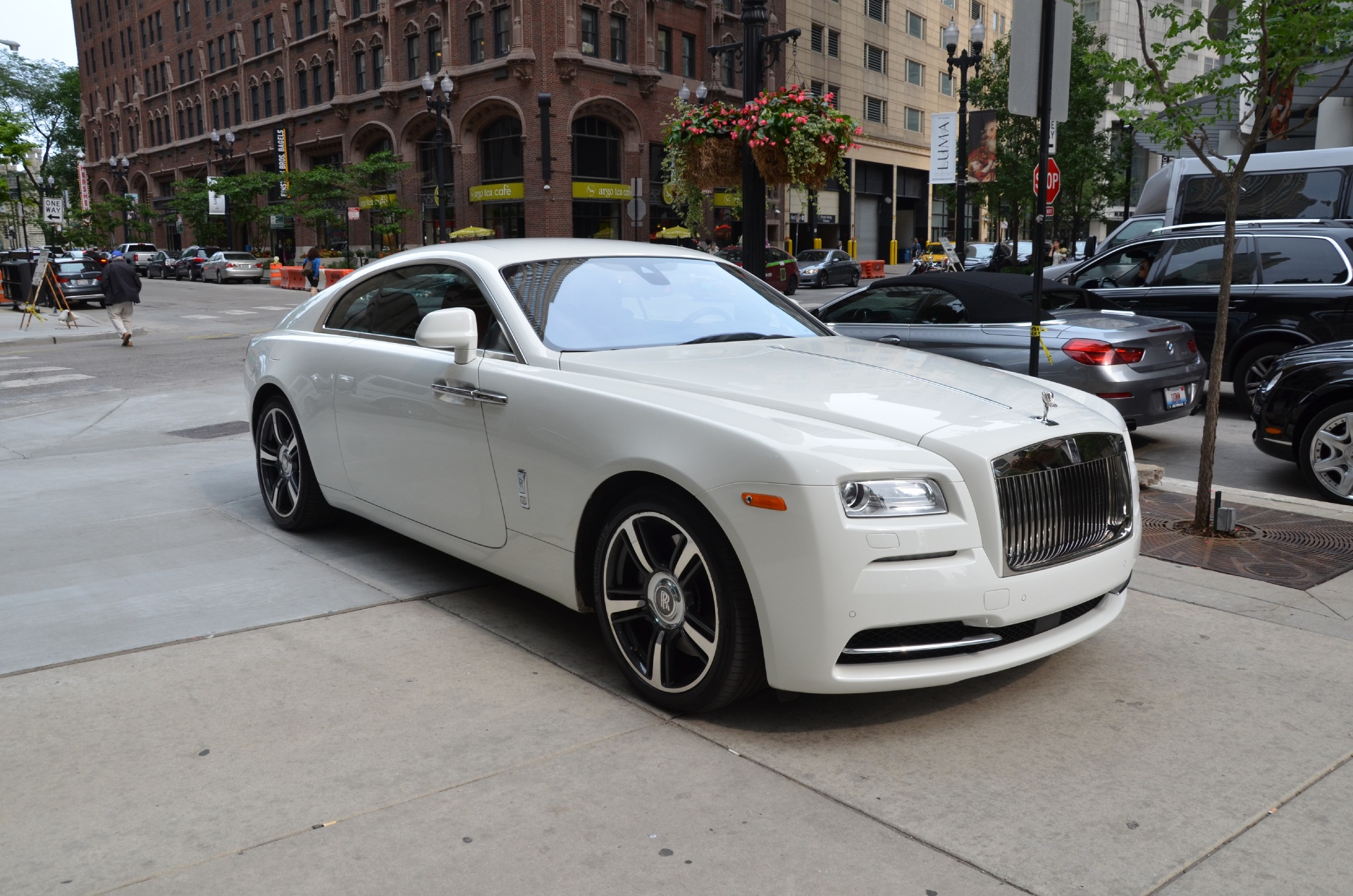 2015 rolls royce wraith stock r213a for sale near chicago il il rolls royce dealer. Black Bedroom Furniture Sets. Home Design Ideas
