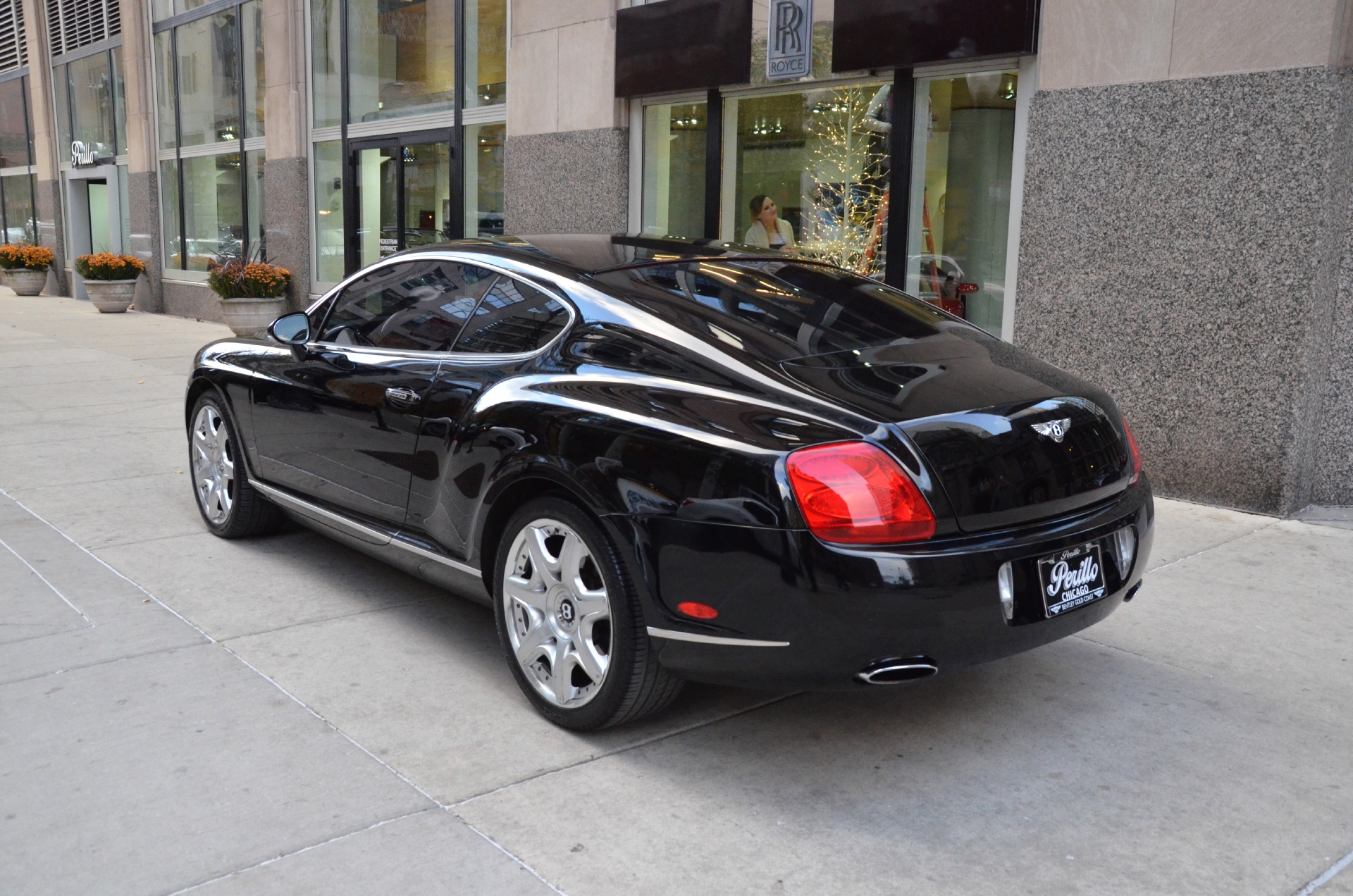 2007 bentley continental gt stock b632aa for sale near chicago il il bentley dealer. Black Bedroom Furniture Sets. Home Design Ideas